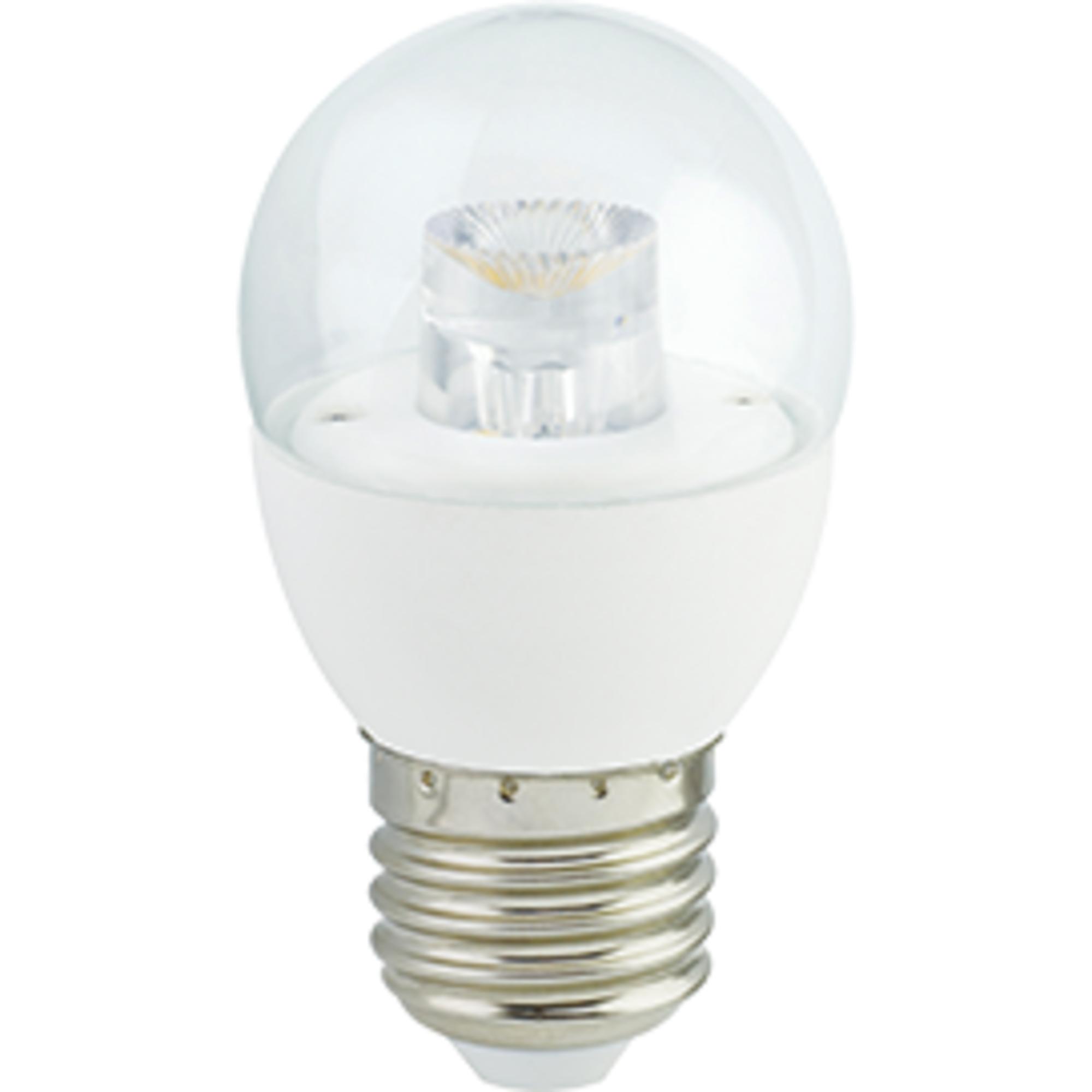 Лампа Ecola Premium светодионая E27 7 Вт шар 560 Лм теплый свет