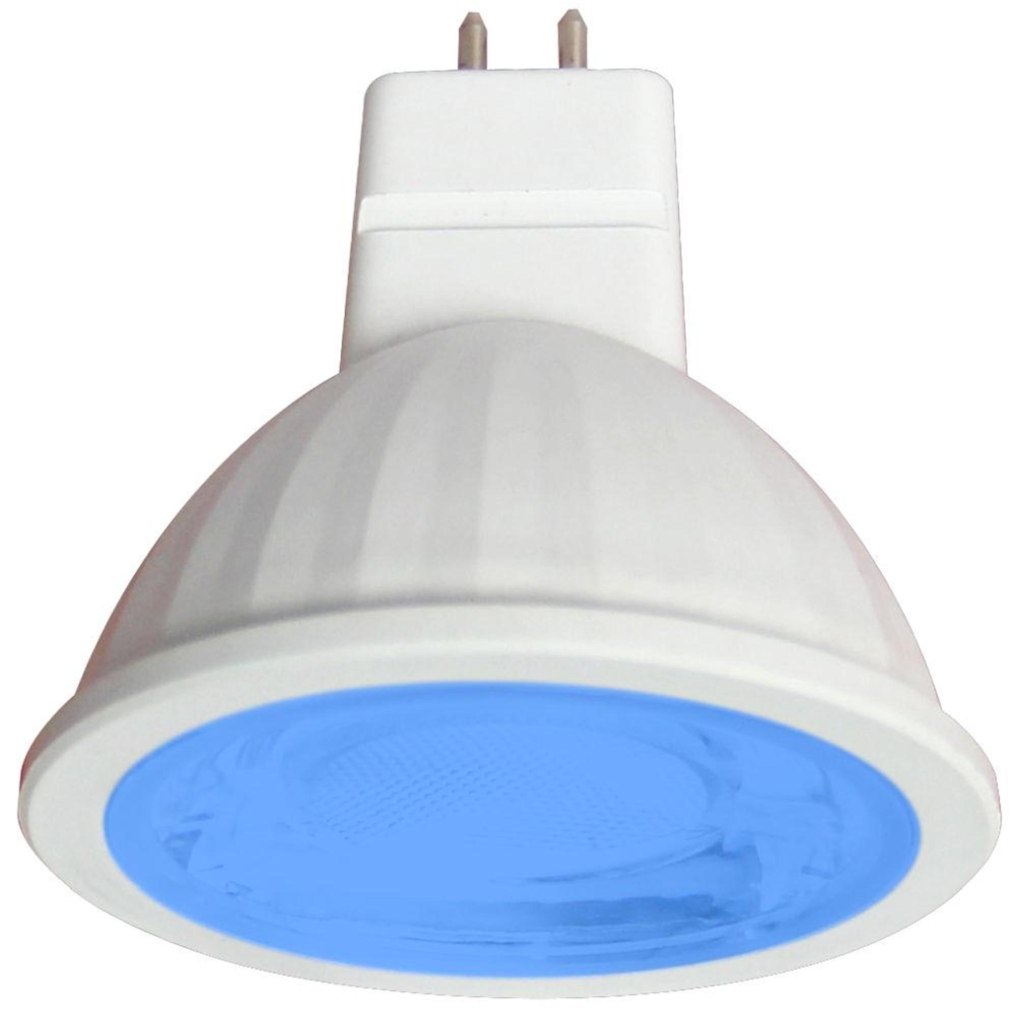 Лампа Ecola стандарт светодионая GU5.3 9 Вт рефлекторная 720 Лм холодный свет