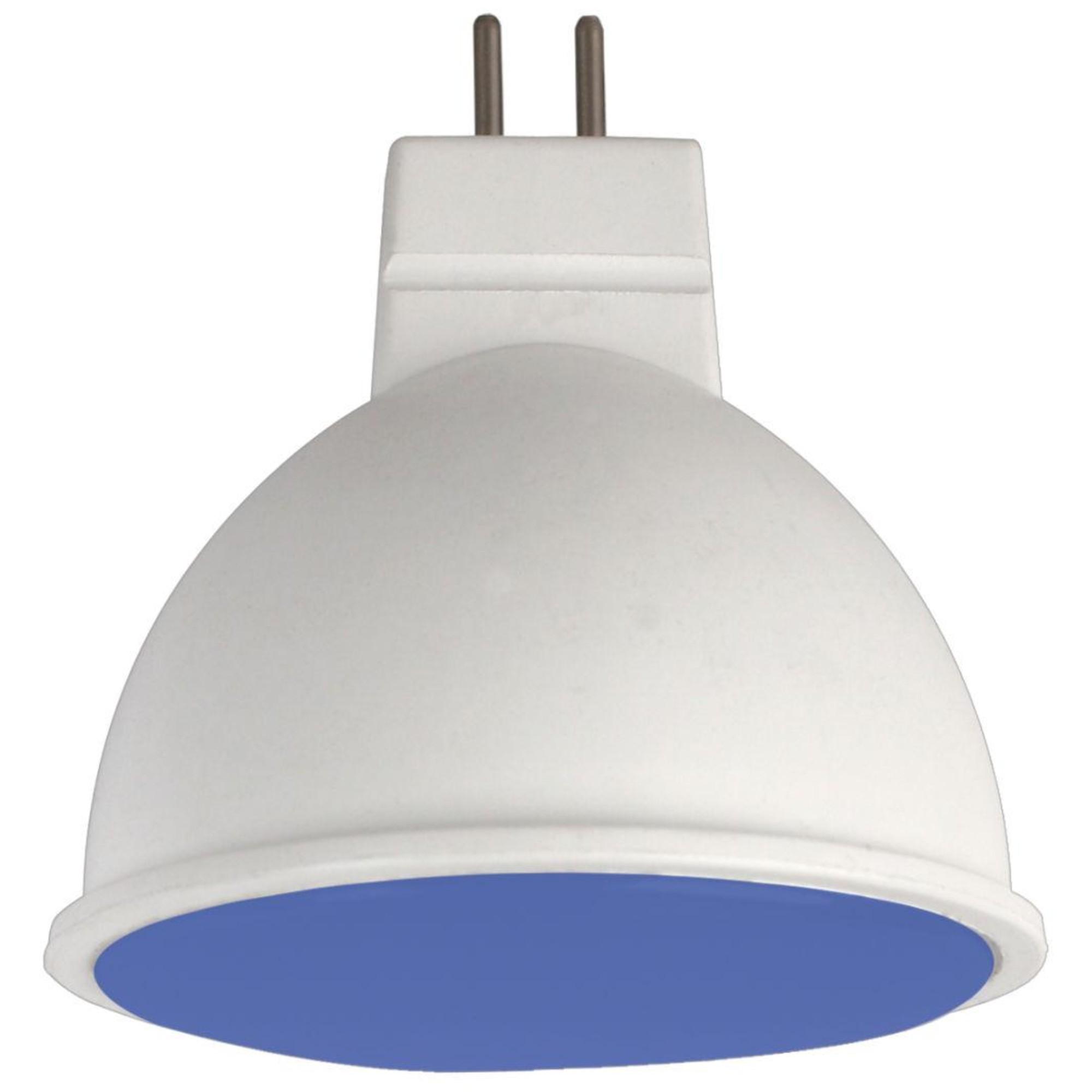 Лампа Ecola стандарт светодионая GU5.3 7 Вт рефлекторная 560 Лм холодный свет
