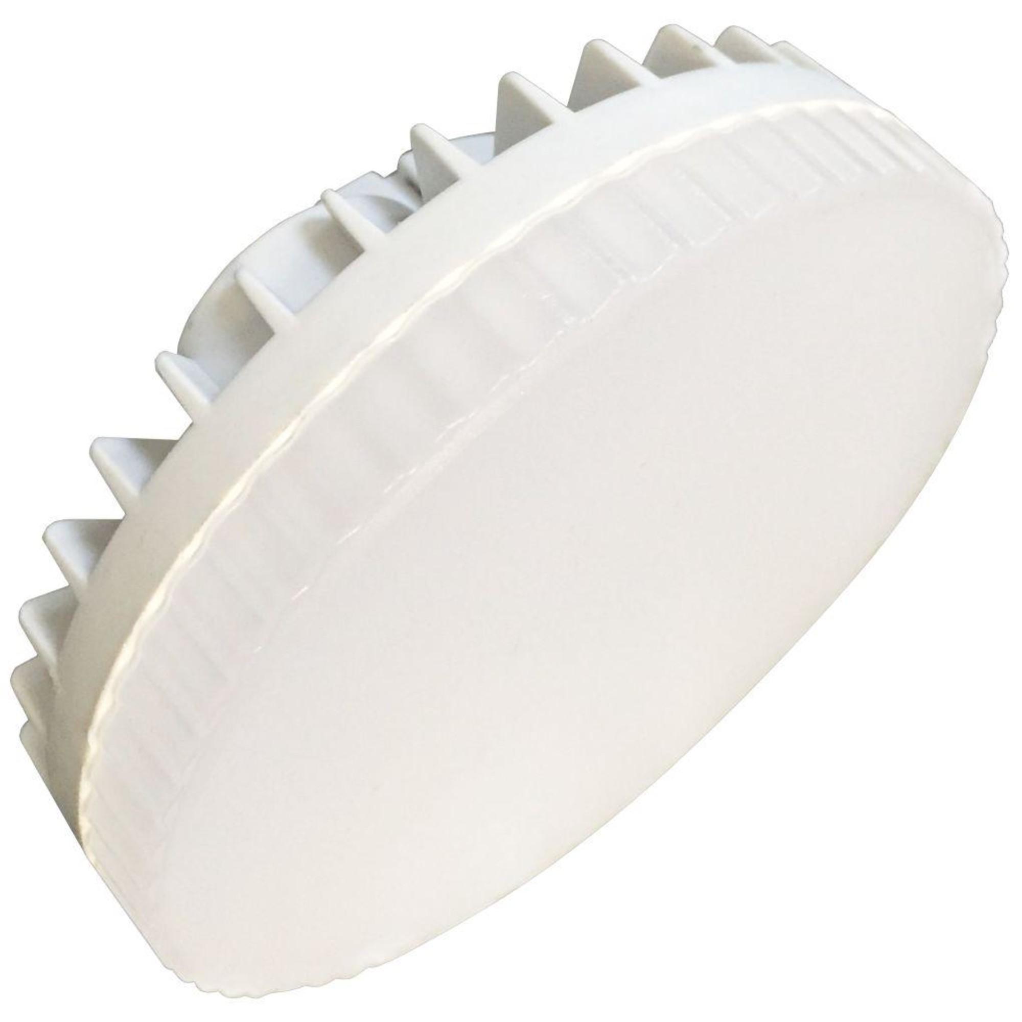Лампа Ecola light светодионая GX53 11.50 Вт таблетка 810 Лм теплый свет
