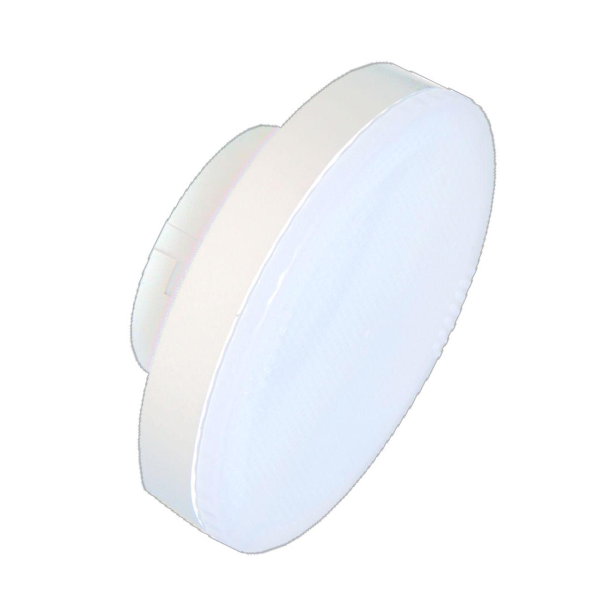 Лампа Ecola стандарт светодионая GX53 10 Вт таблетка 800 Лм теплый свет
