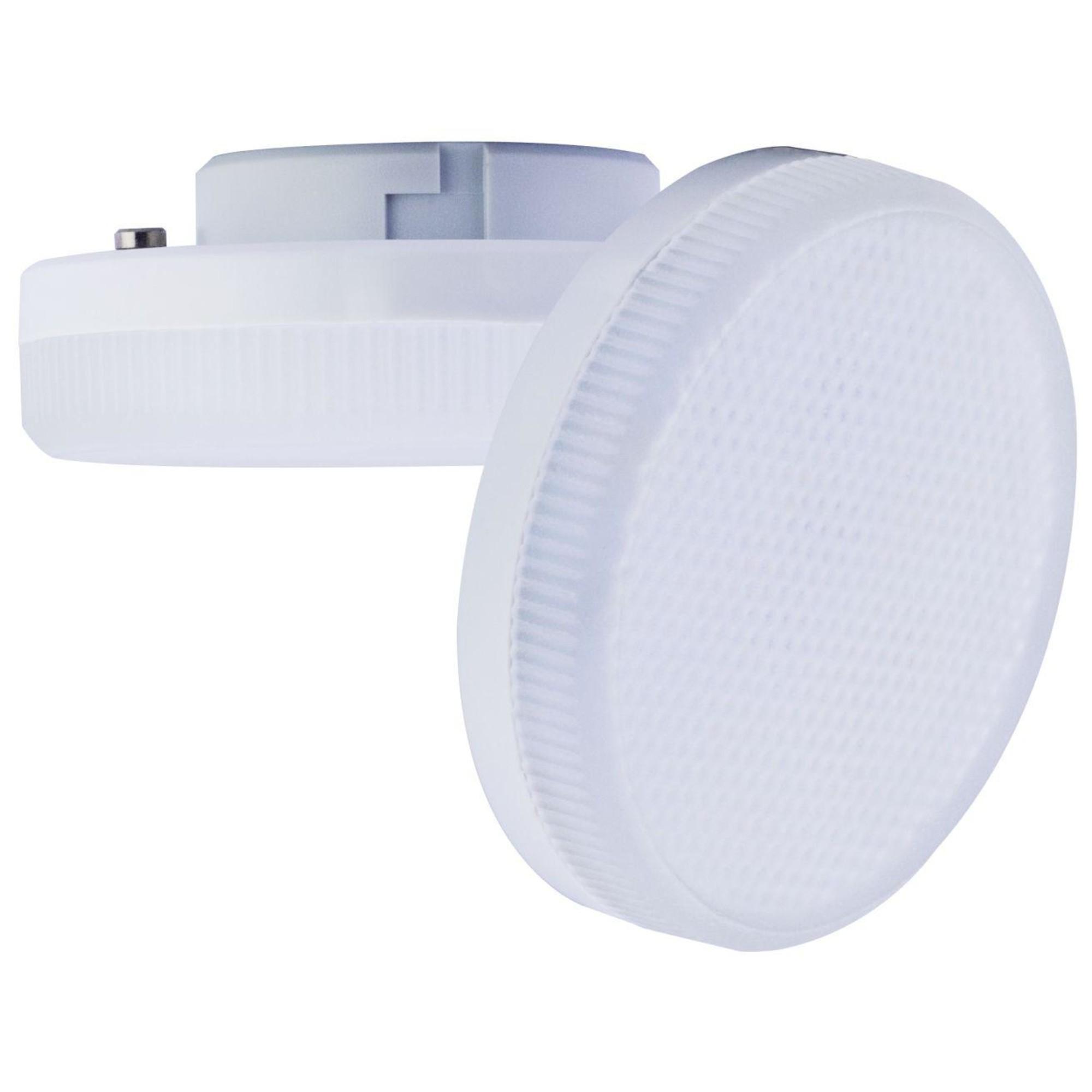 Лампа Ecola Premium светодионая GX53 3 Вт таблетка 270 Лм нейтральный свет