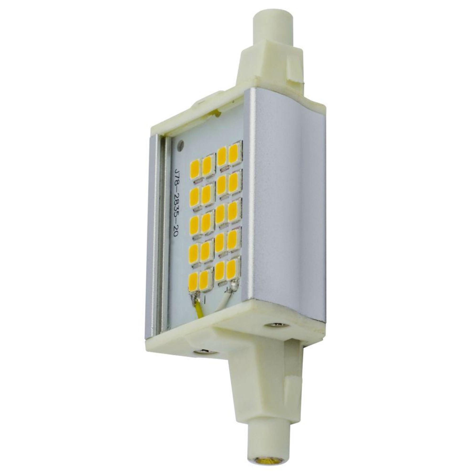 Лампа Ecola стандарт светодионая RS7 4.50 Вт 360 Лм нейтральный свет