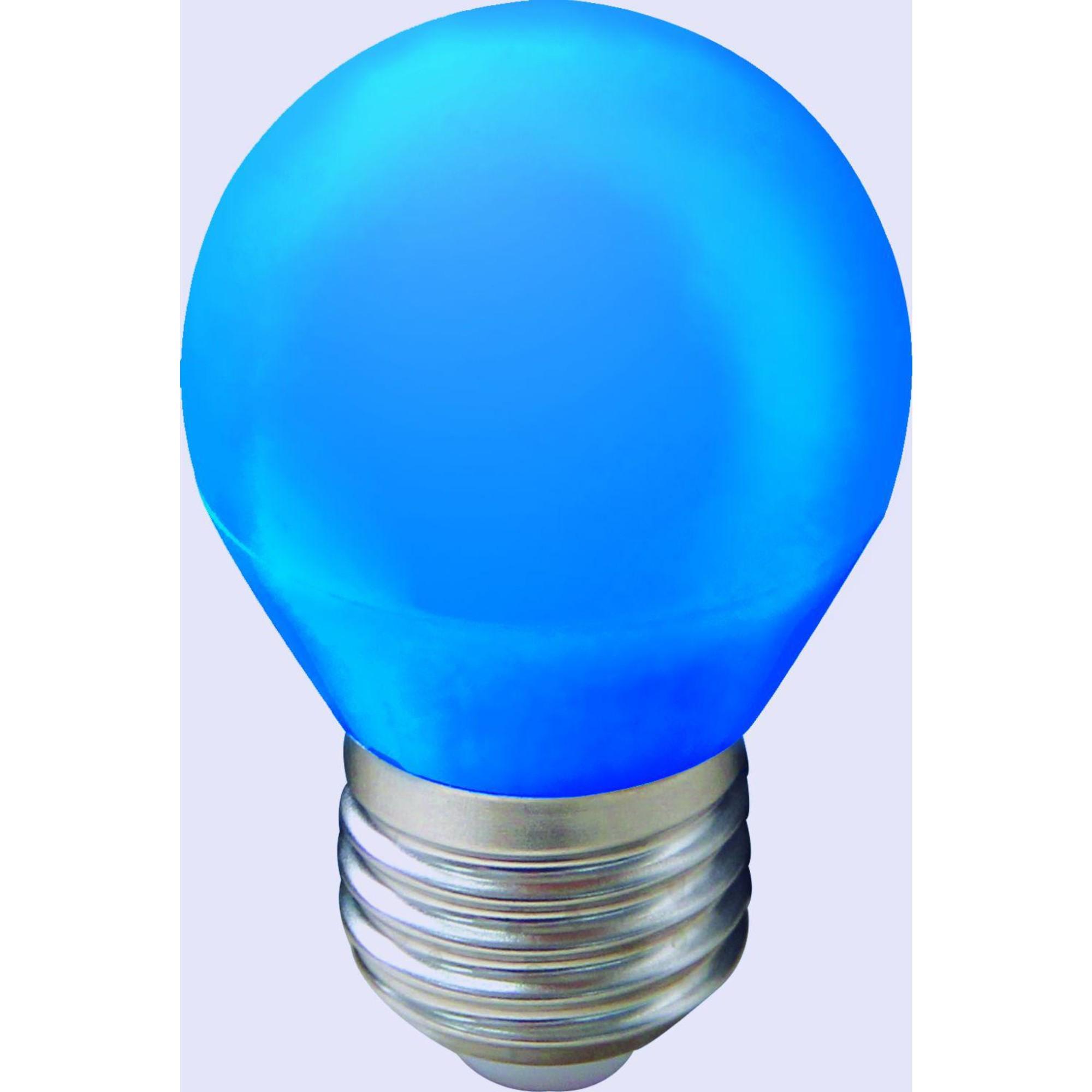Лампа Ecola стандарт светодионая E27 5 Вт шар Лм холодный свет