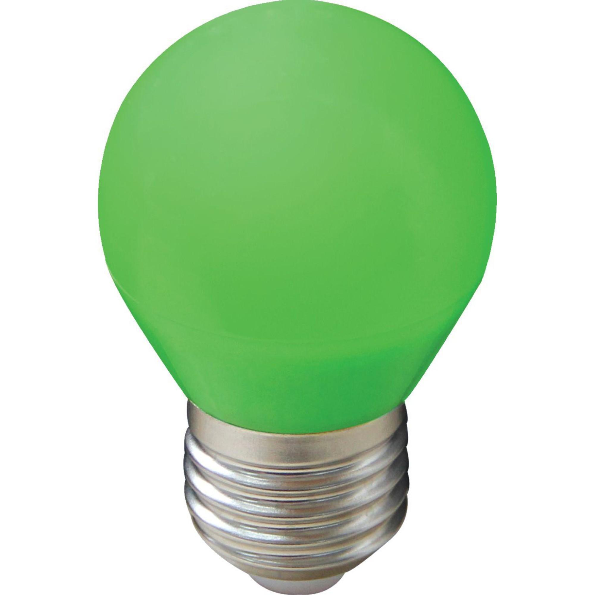 Лампа Ecola стандарт светодионая E27 5 Вт шар Лм нейтральный свет