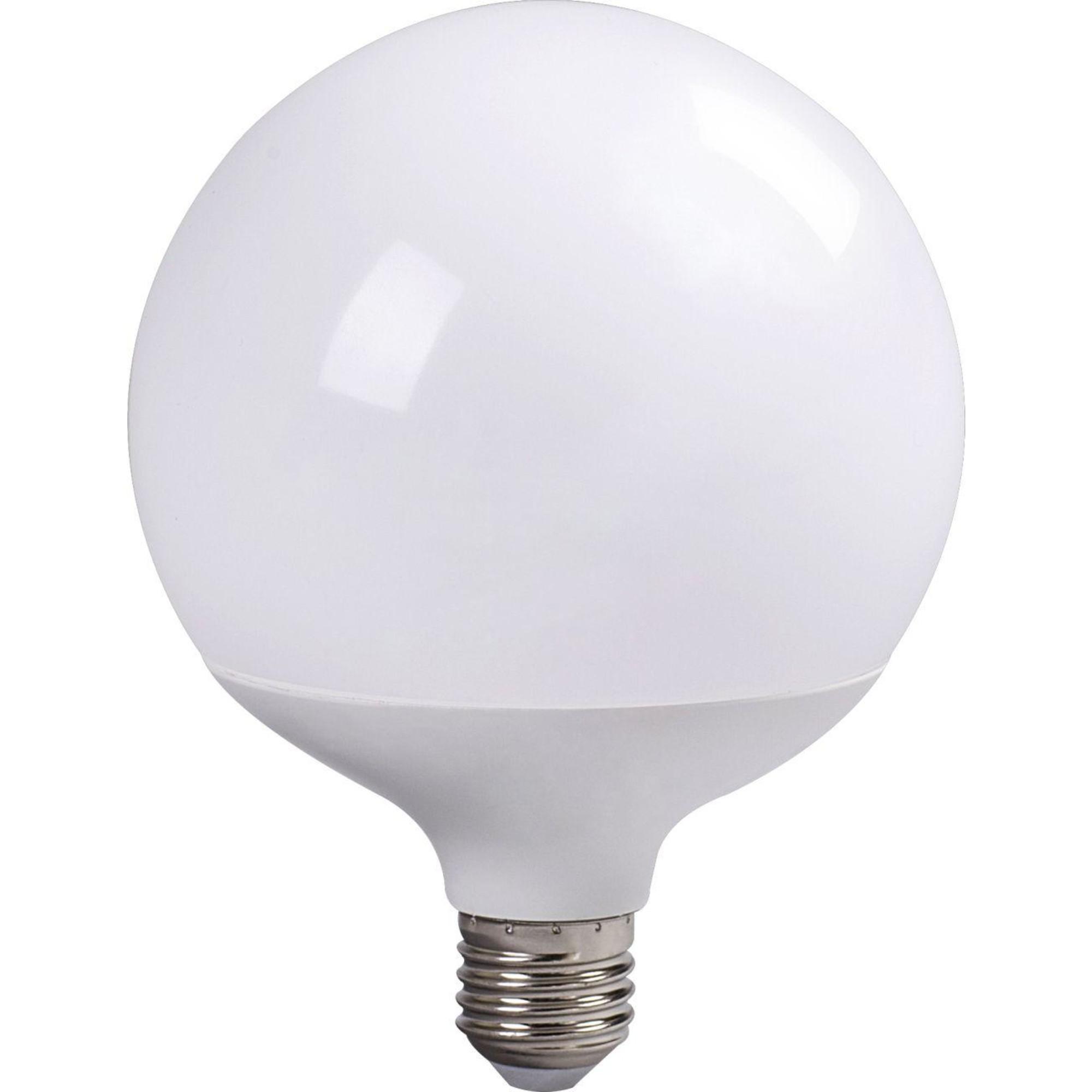 Лампа Ecola Premium светодионая E27 30 Вт шар 2700 Лм нейтральный свет