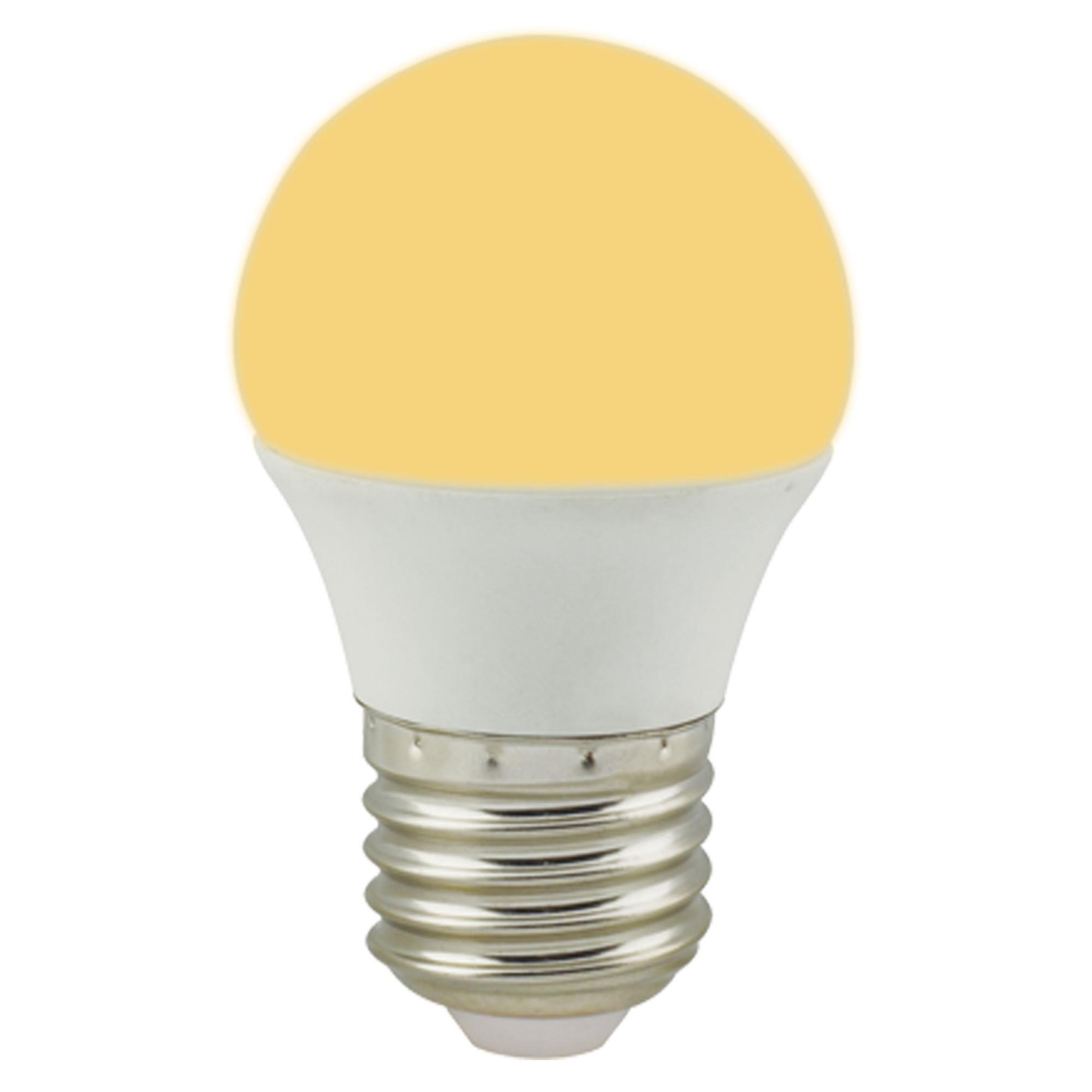 Лампа Ecola Premium светодионая E27 8 Вт шар 640 Лм теплый свет