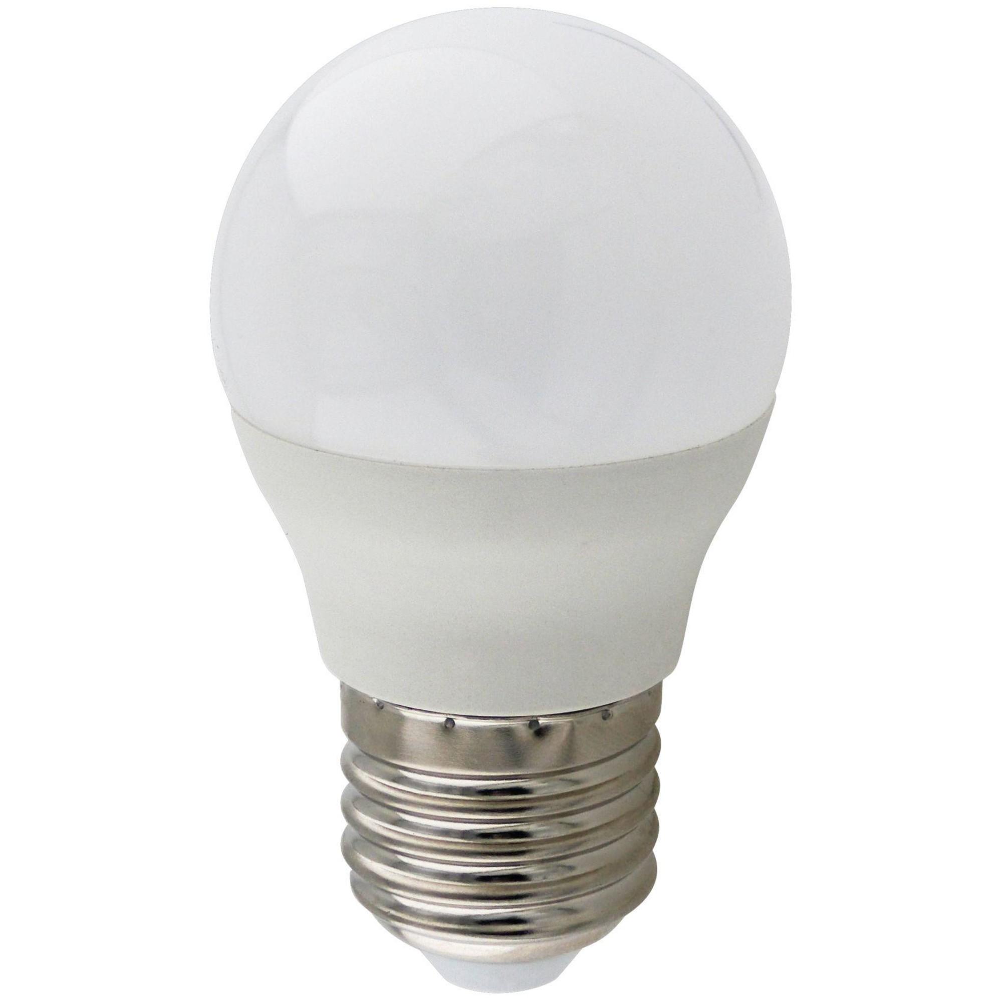 Лампа Ecola Premium светодионая E27 10 Вт шар 800 Лм теплый свет