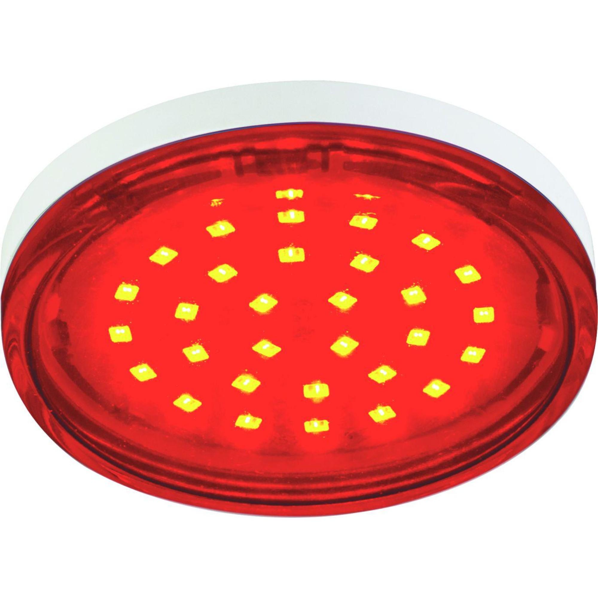 Лампа Ecola стандарт светодионая GX53 4.40 Вт таблетка Лм теплый свет