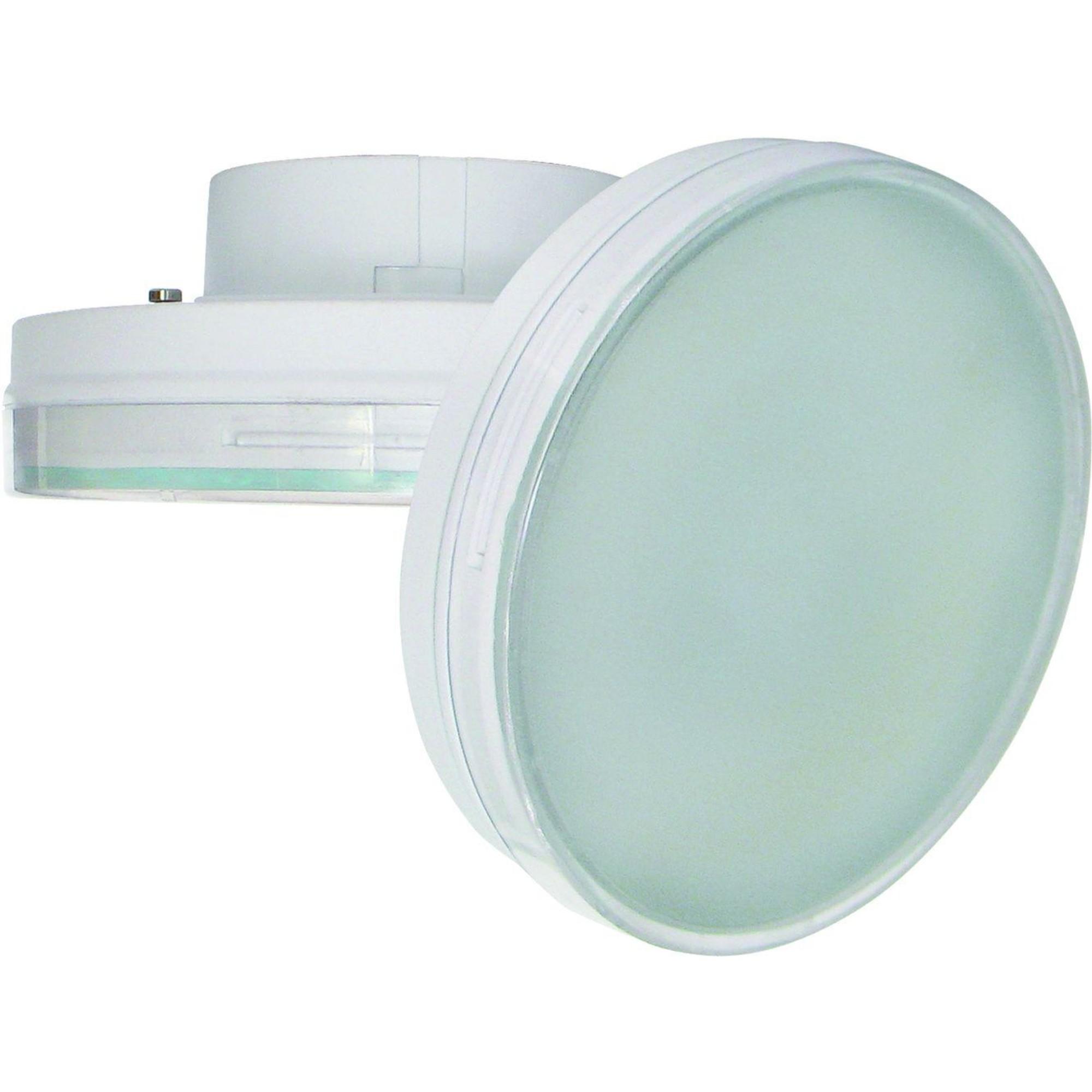 Лампа Ecola стандарт светодионая GX70 10 Вт таблетка 800 Лм теплый свет