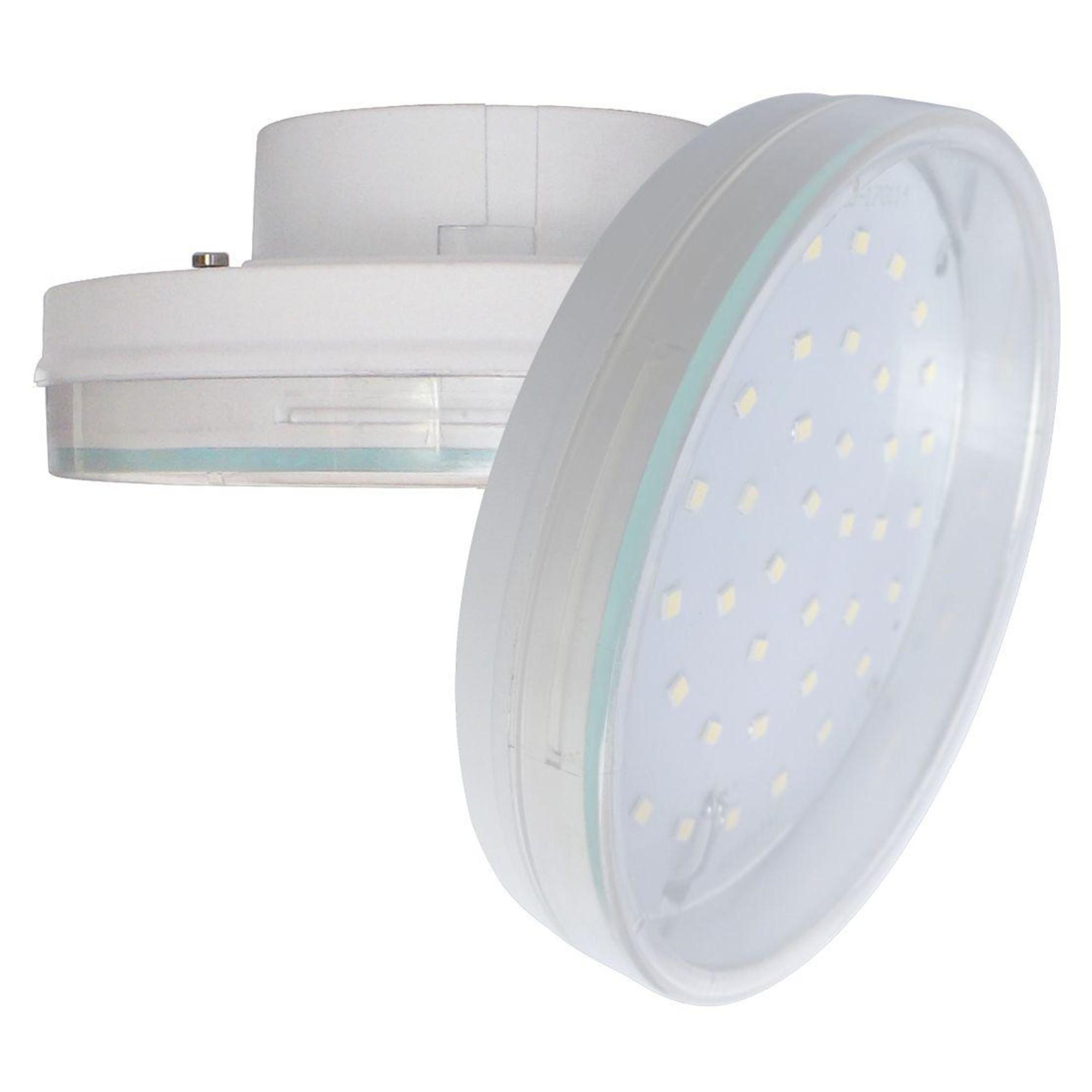 Лампа Ecola стандарт светодионая GX70 20 Вт таблетка 1600 Лм нейтральный свет