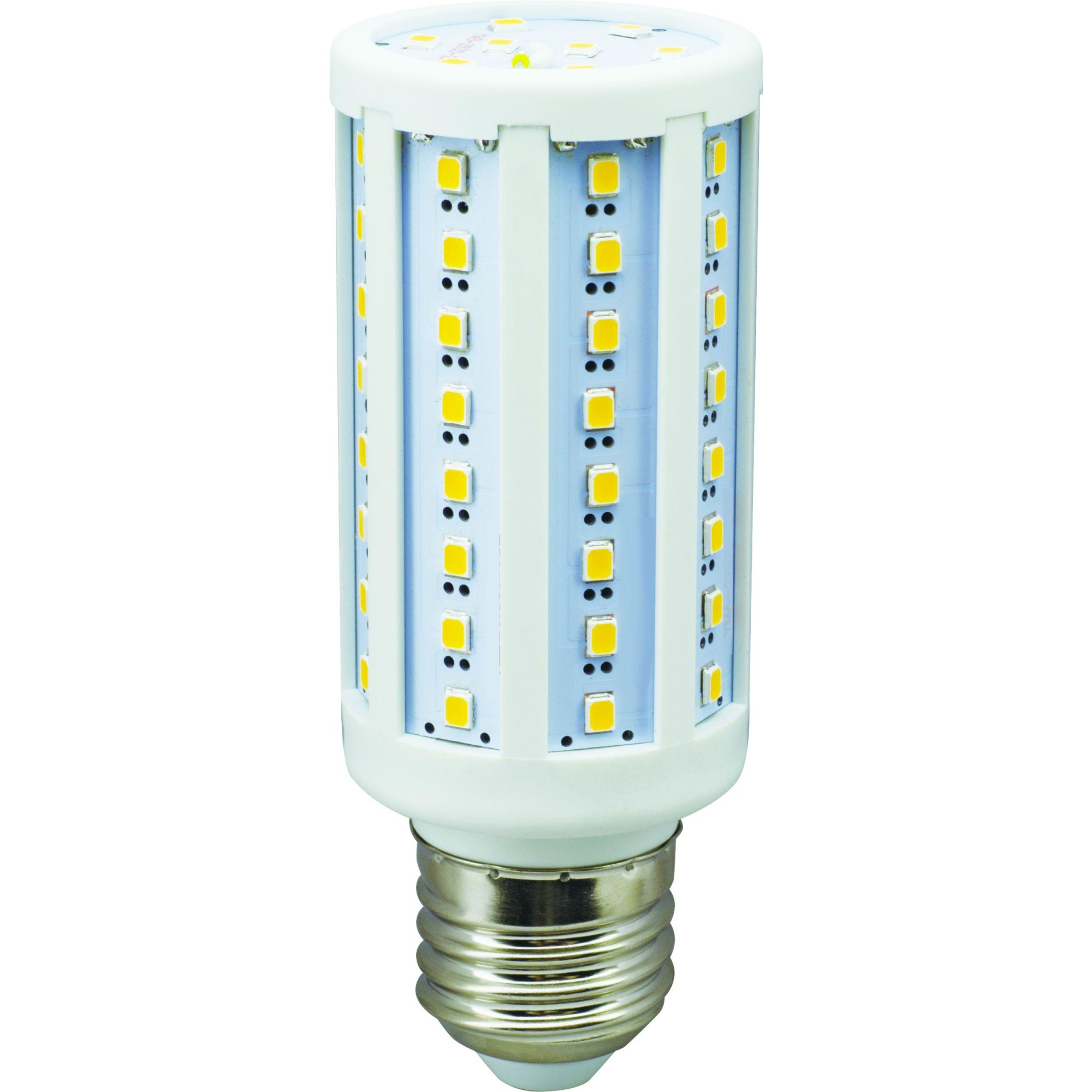Лампа Ecola Premium светодионая E27 12 Вт кукуруза 1080 Лм холодный свет