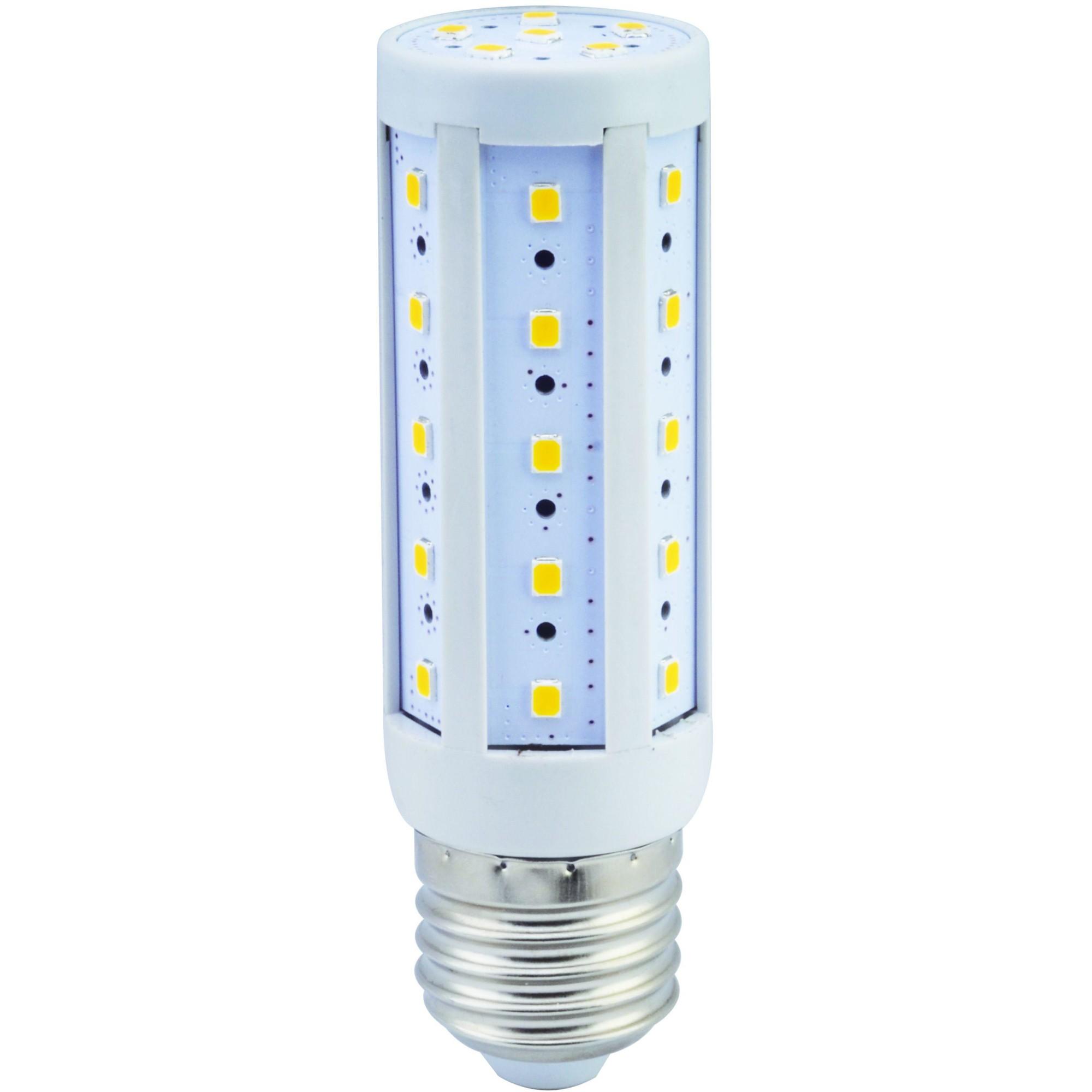 Лампа Ecola Premium светодионая E27 9.50 Вт кукуруза 855 Лм нейтральный свет