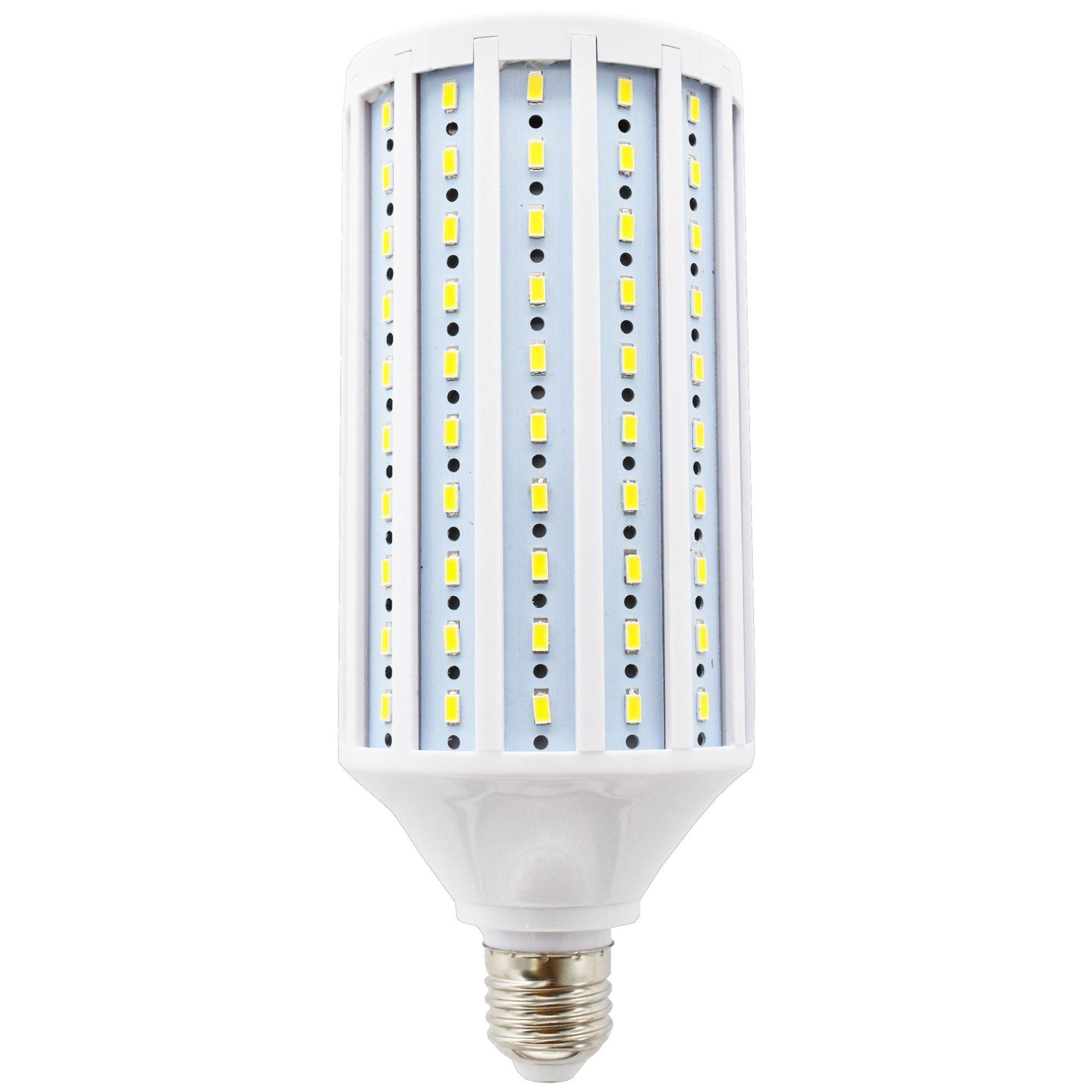 Лампа Ecola Premium светодионая E27 27 Вт кукуруза 2430 Лм нейтральный свет