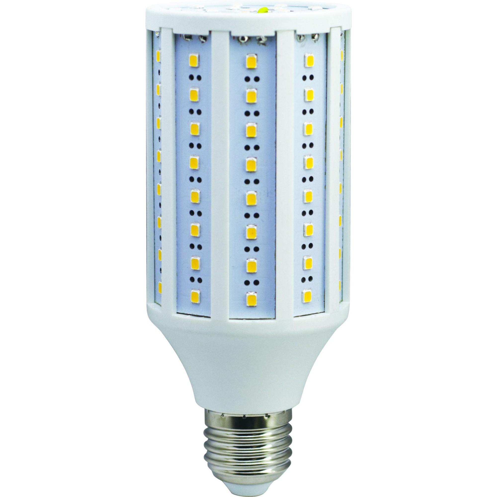 Лампа Ecola Premium светодионая E27 17 Вт кукуруза 1530 Лм теплый свет