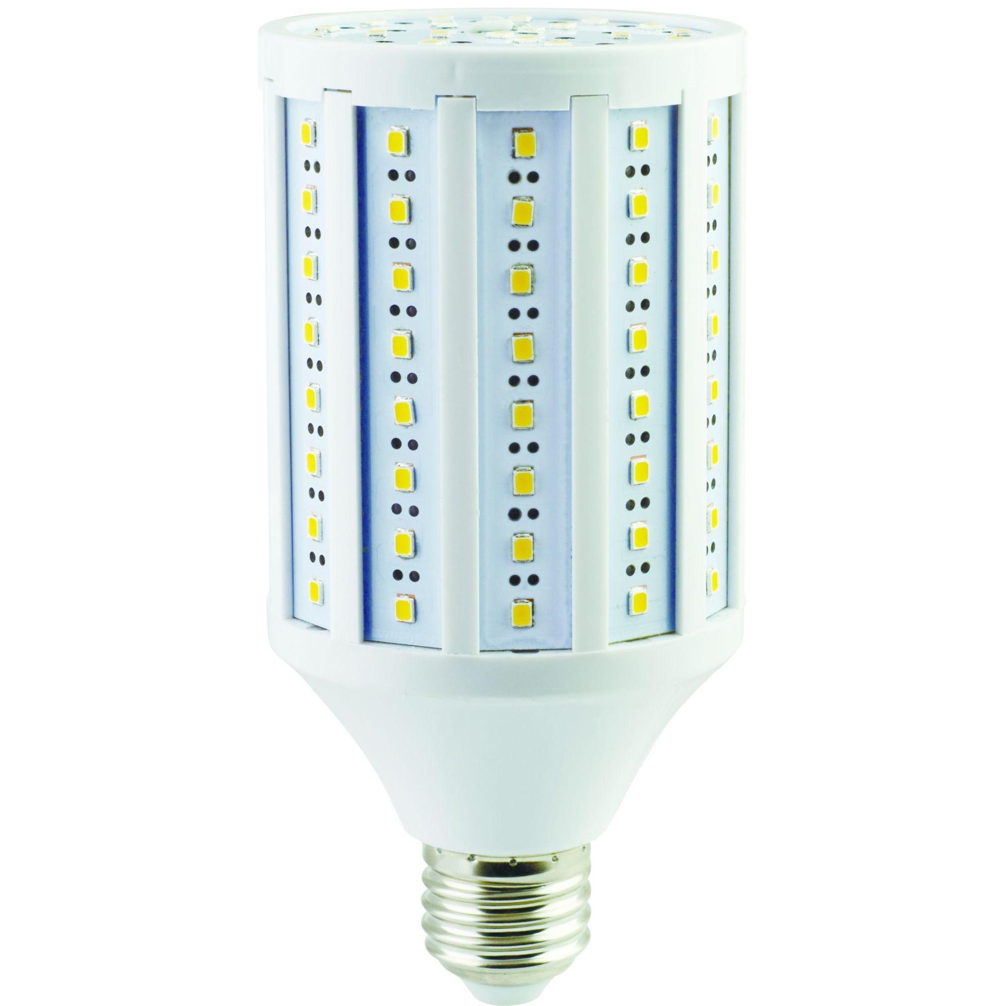 Лампа Ecola Premium светодионая E27 21 Вт кукуруза 1890 Лм теплый свет