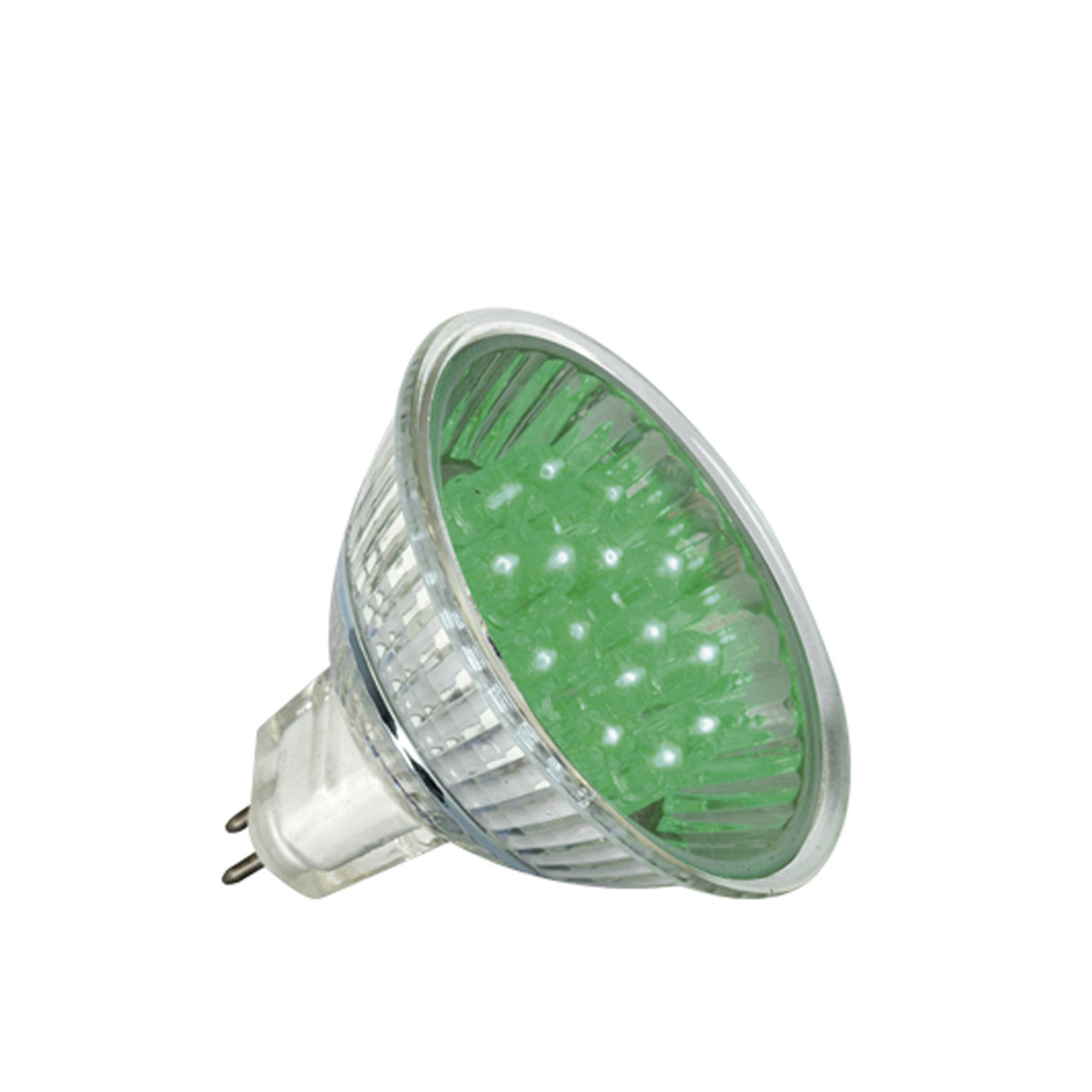 Лампа светодиодная Paulmann 28004 GU5.3 29 Лм зеленый свет