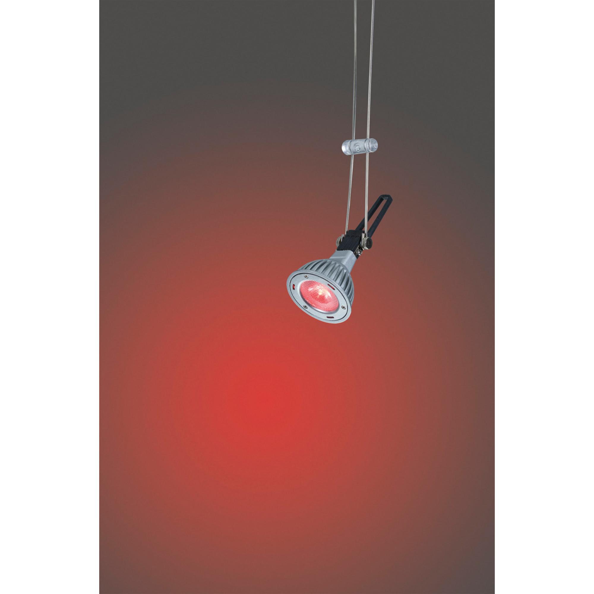 Лампа светодиодная Paulmann 28058 GU5.3 60 Лм красный свет