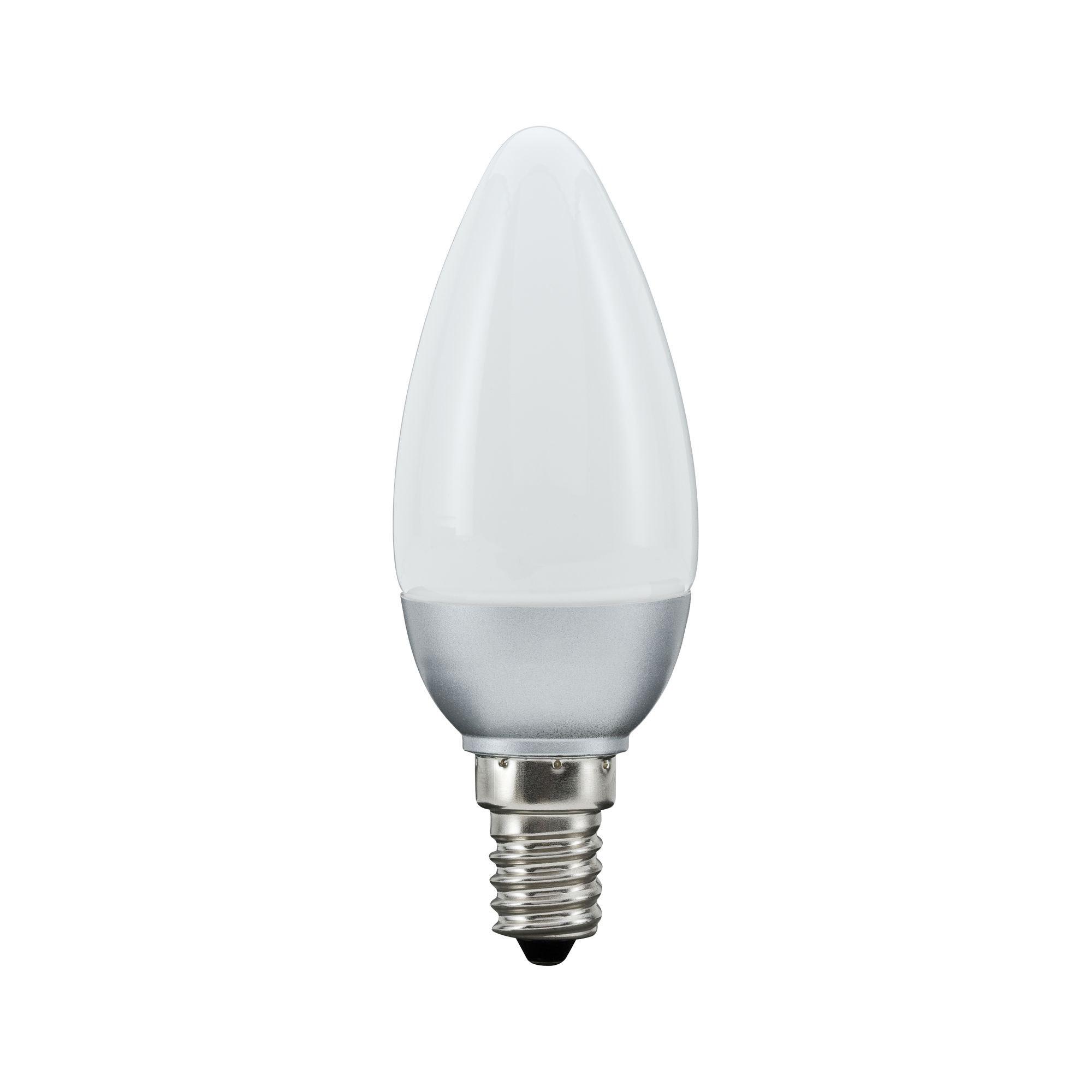Лампа светодиодная Paulmann 28086 E14 60 Лм теплый свет