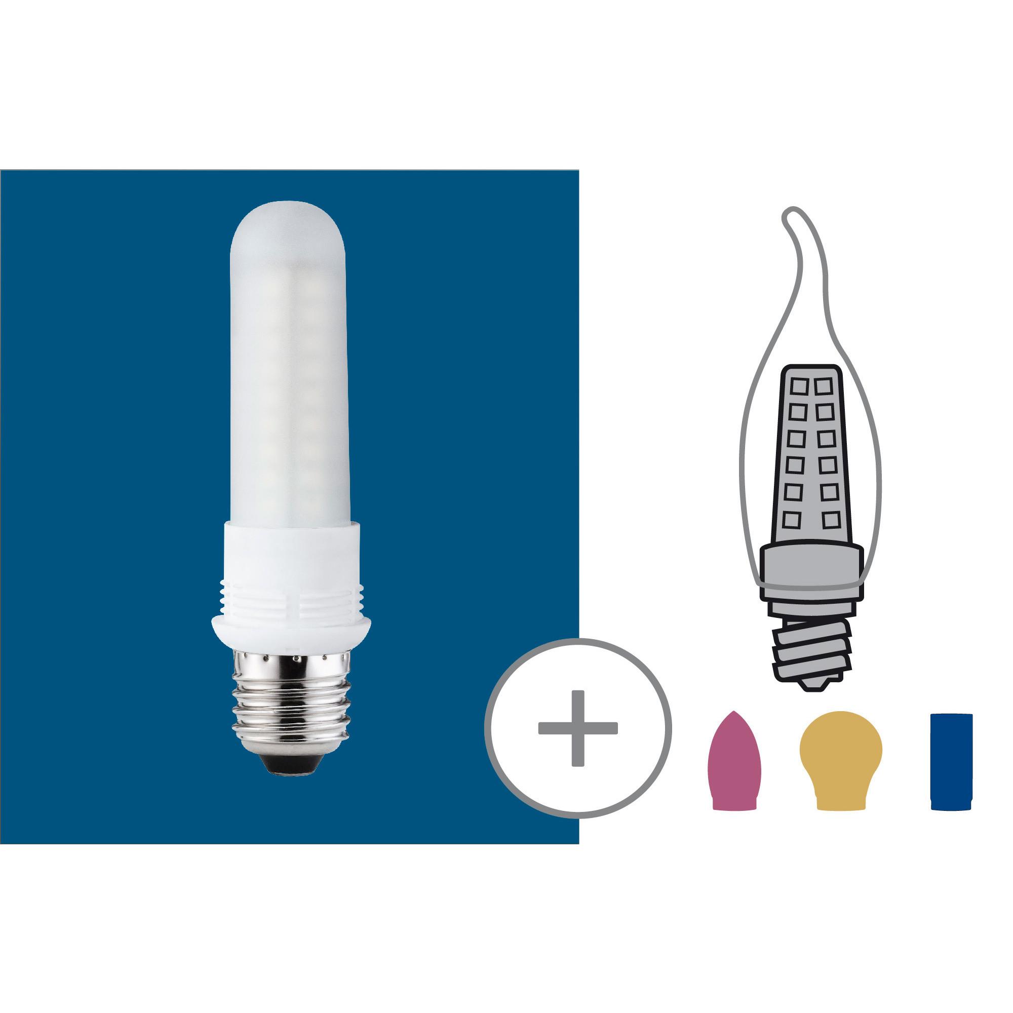 Лампа светодиодная Paulmann 28118 E27 214 Лм теплый свет