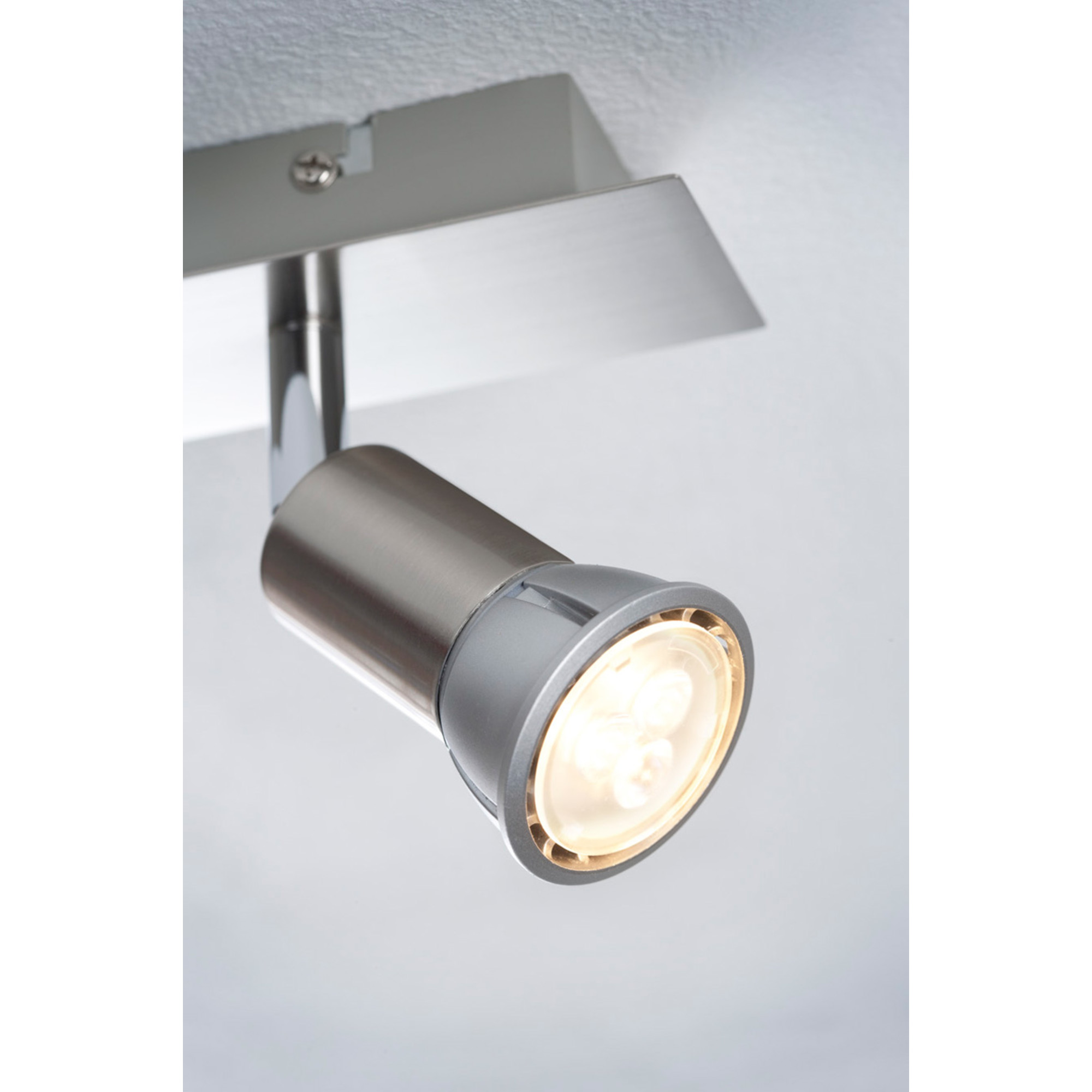 Лампа светодиодная Paulmann 28145 GU10 270 Лм теплый свет
