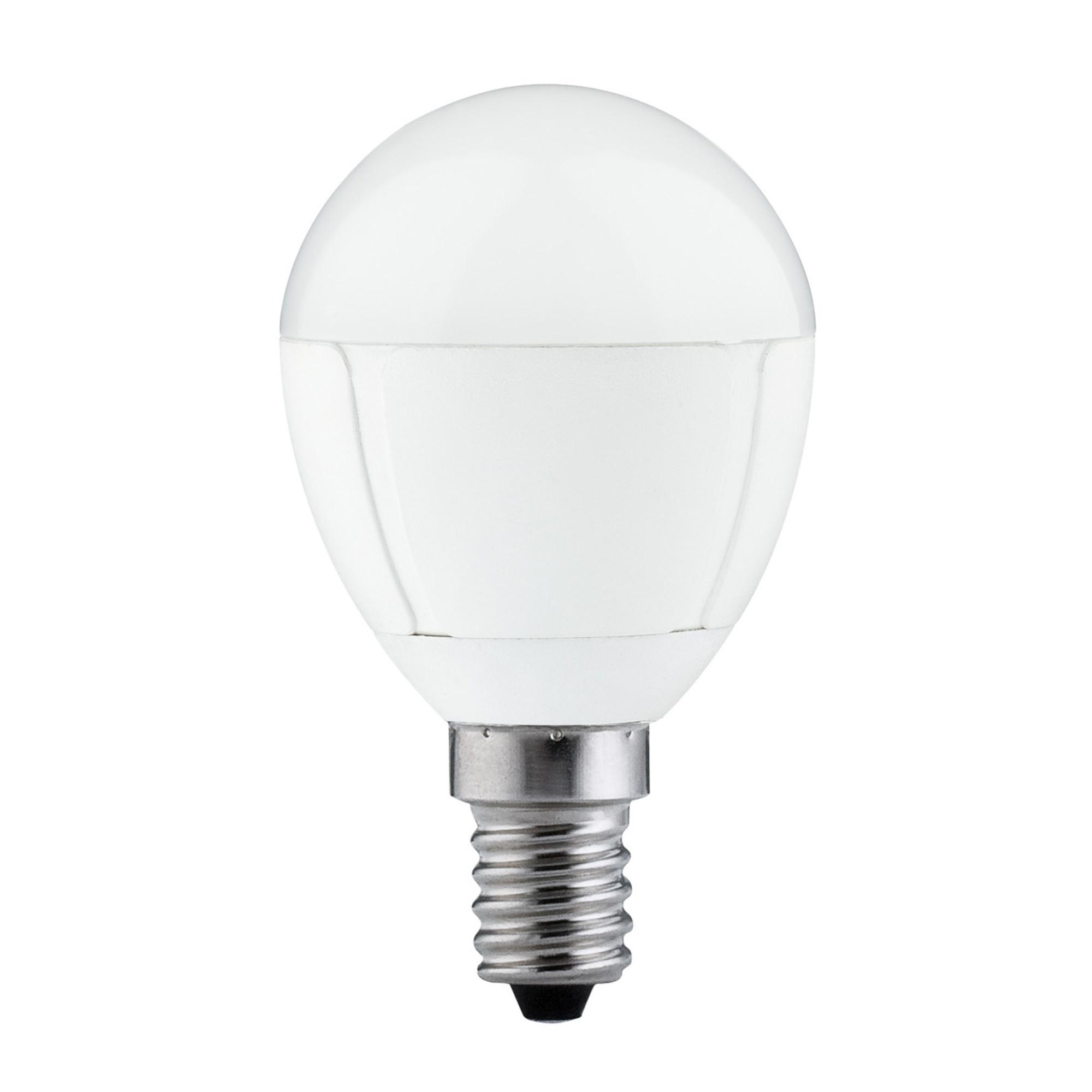 Лампа светодиодная Paulmann 28209 E14 470 Лм теплый свет