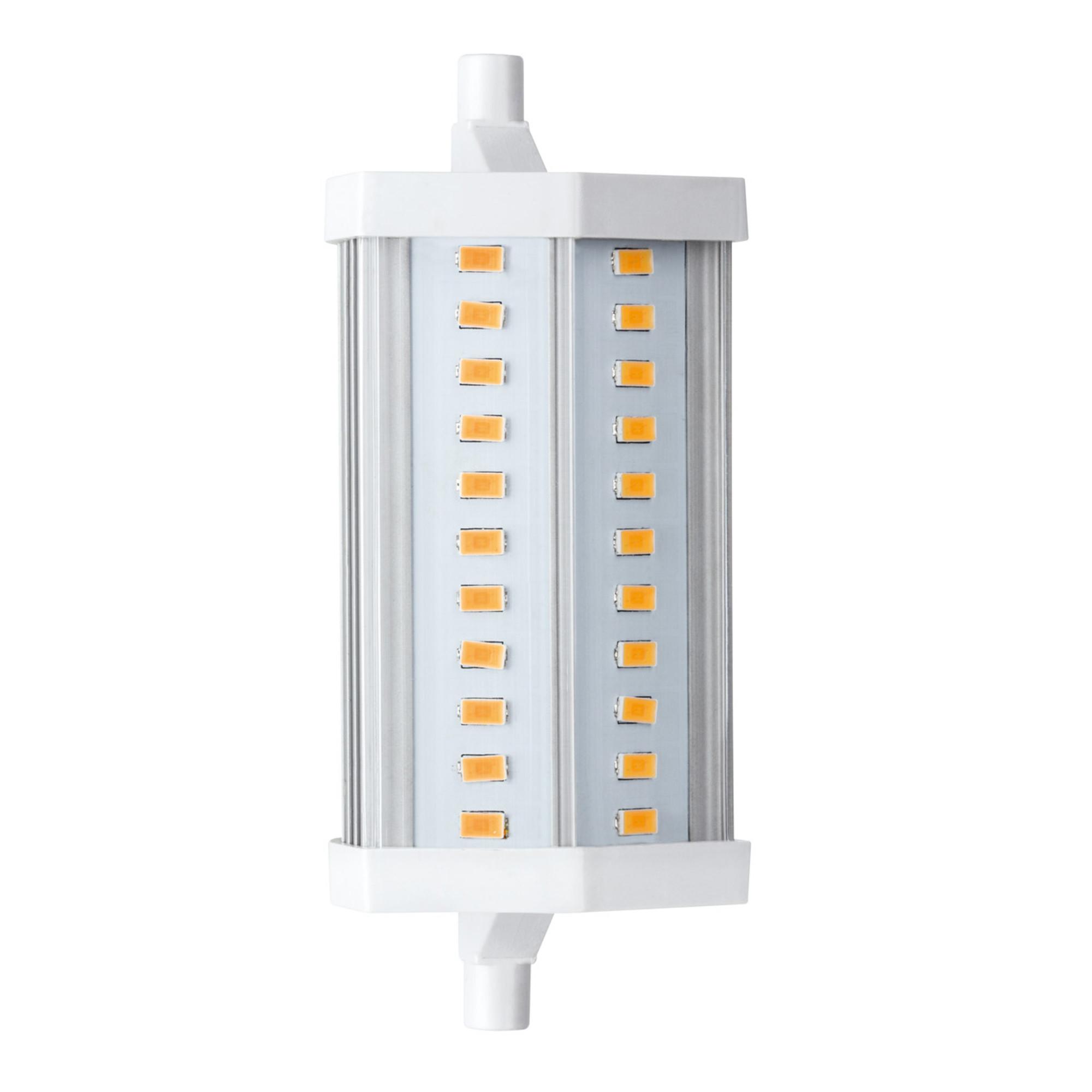 Лампа светодиодная Paulmann 28212 R7S 806 Лм теплый свет