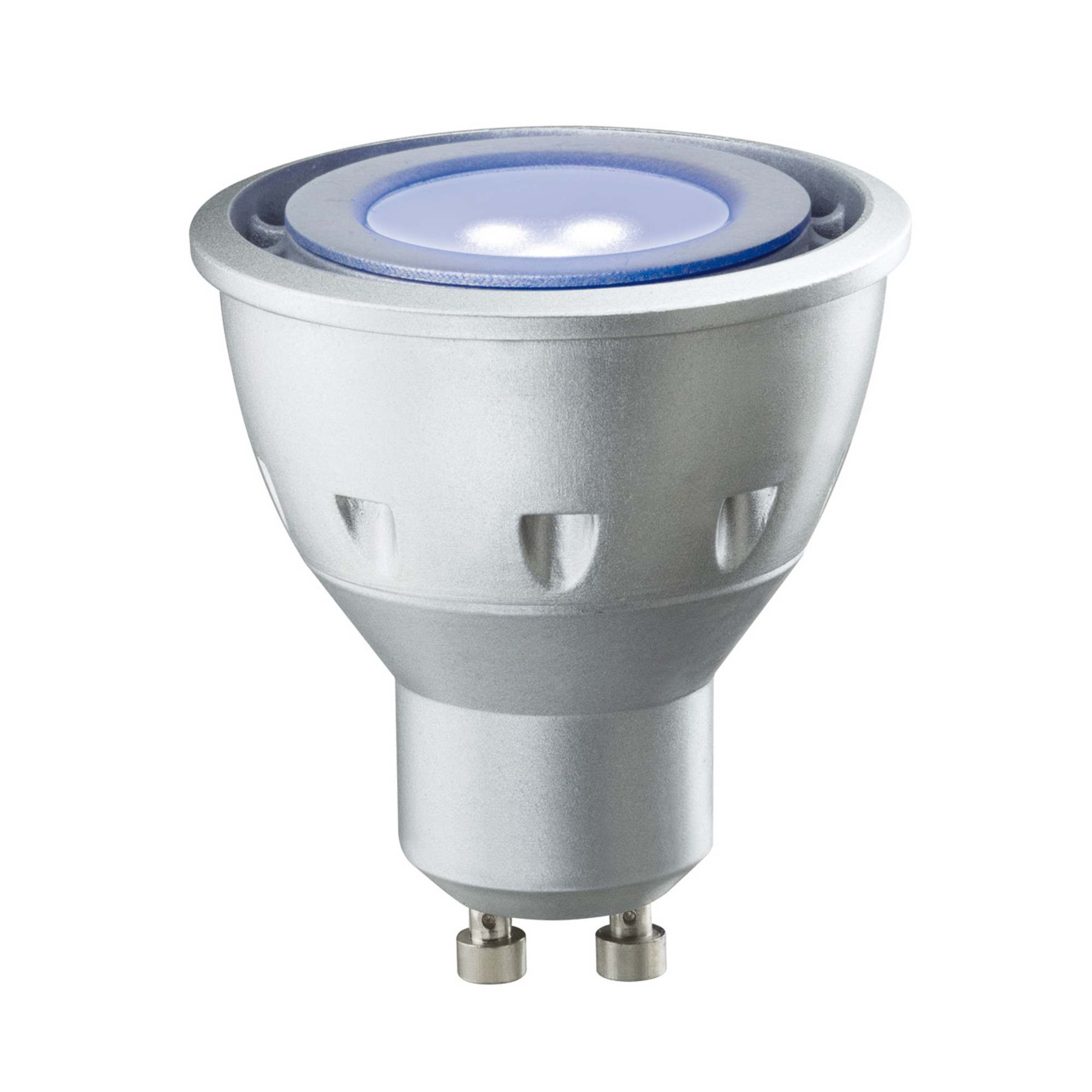 Лампа светодиодная Paulmann 28216 GU10 1 Лм теплый свет