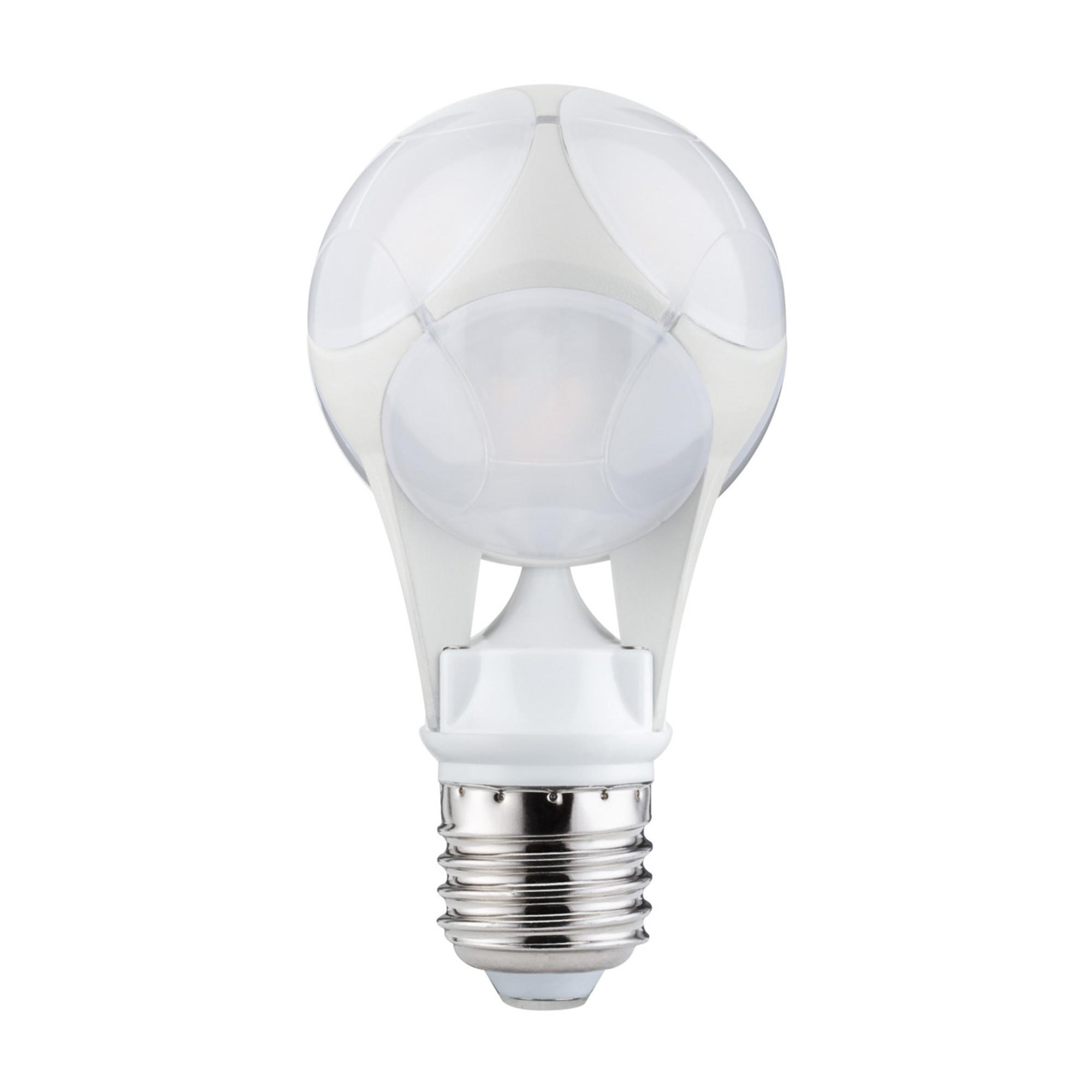 Лампа светодиодная Paulmann 28222 E27 806 Лм теплый свет