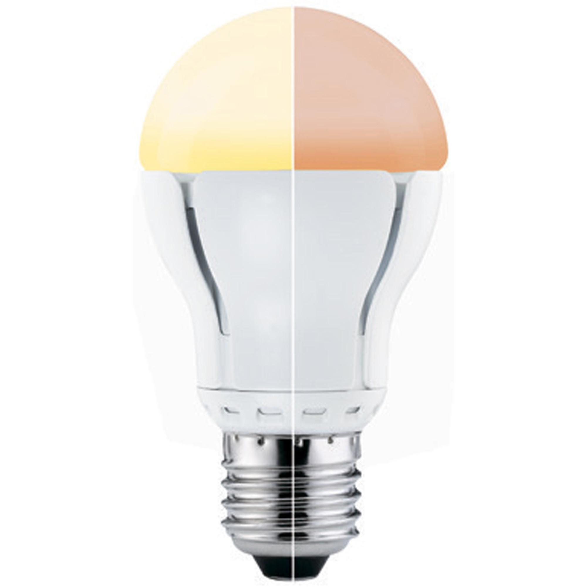 Лампа светодиодная Paulmann 28225 E27 470 Лм теплый свет