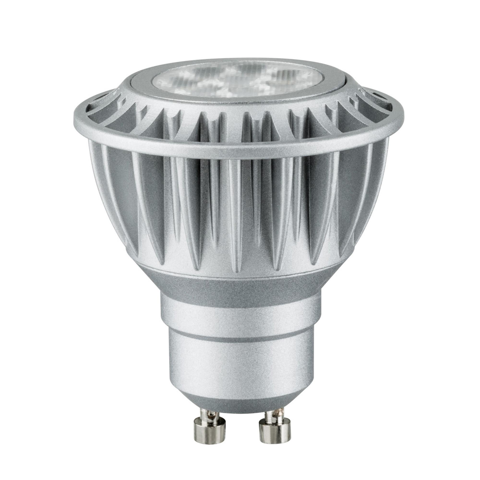 Лампа светодиодная Paulmann 28233 GU10 430 Лм теплый свет