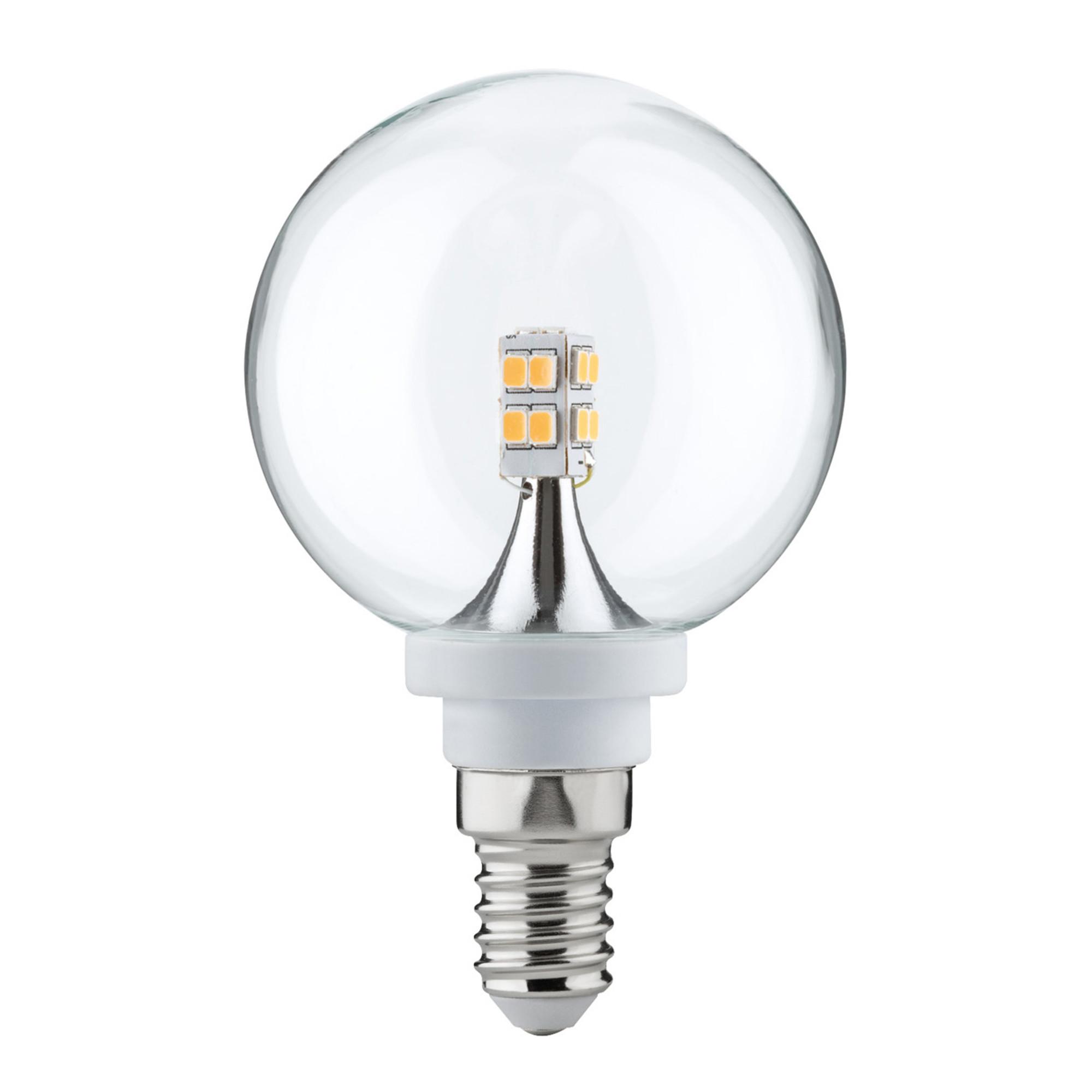Лампа светодиодная Paulmann 28264 E14 200 Лм теплый свет