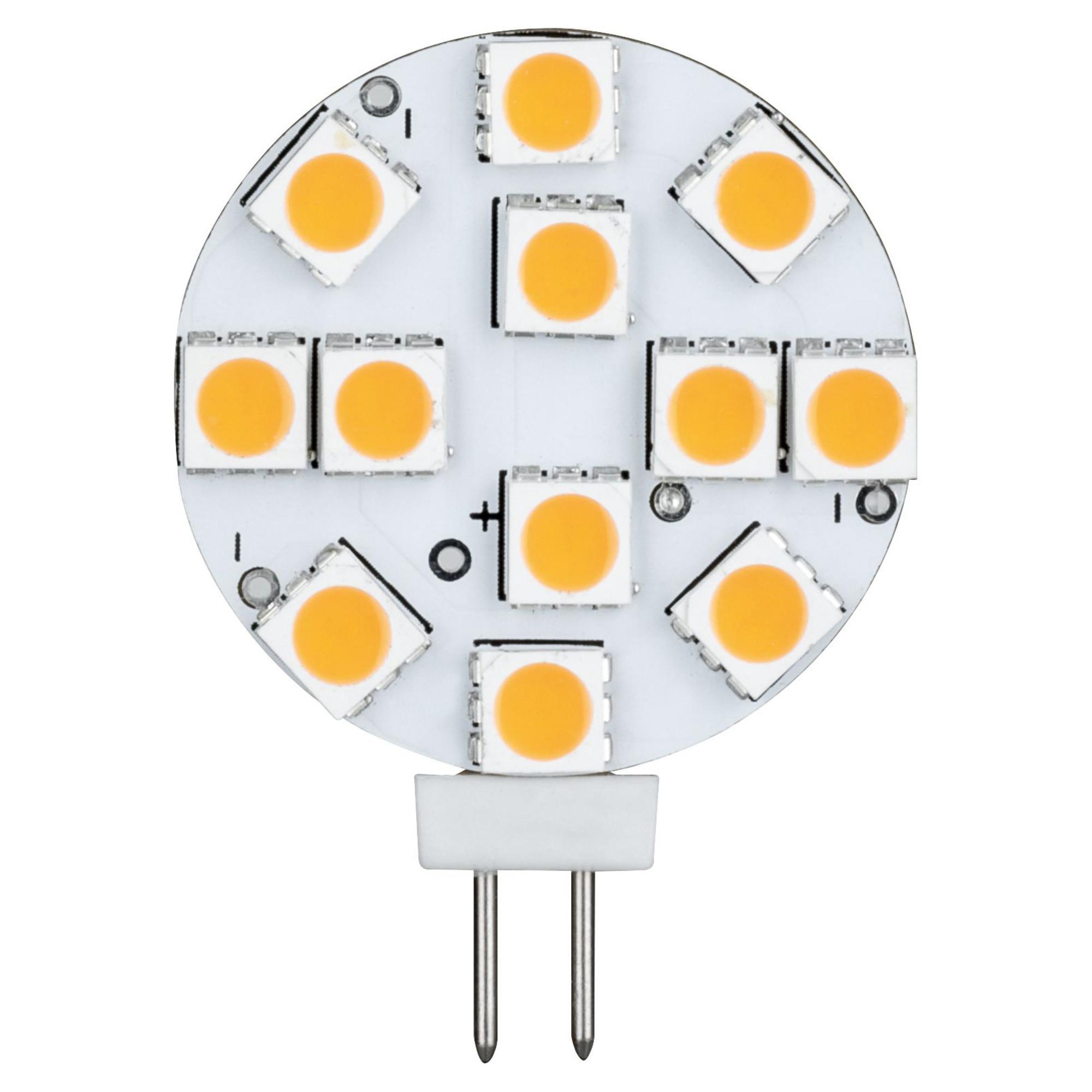 Лампа светодиодная Paulmann 28275 G4 180 Лм теплый свет