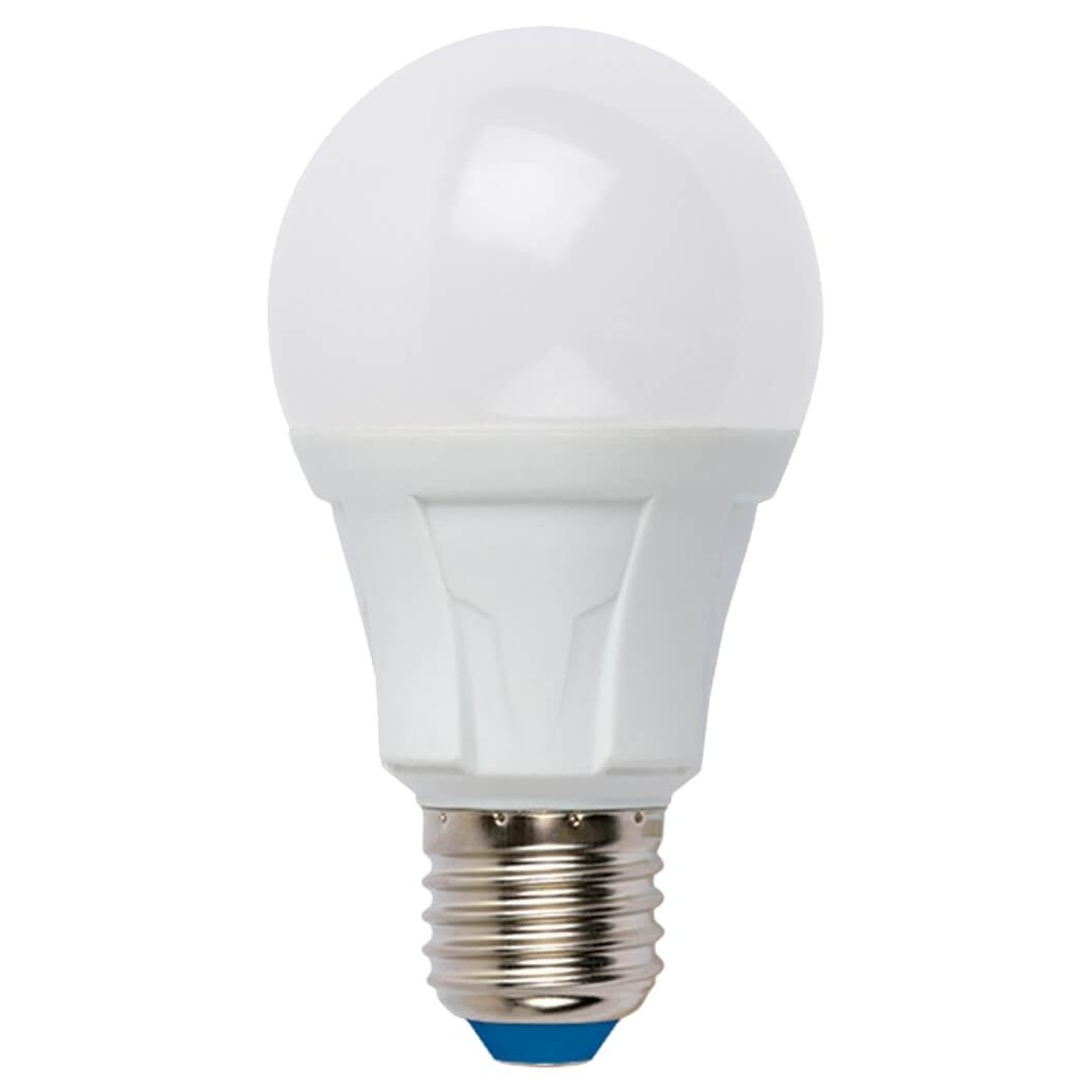 Лампа светодиодная Uniel Яркая Dimmable E27 груша 850 Лм 10 Вт нейтральный белый