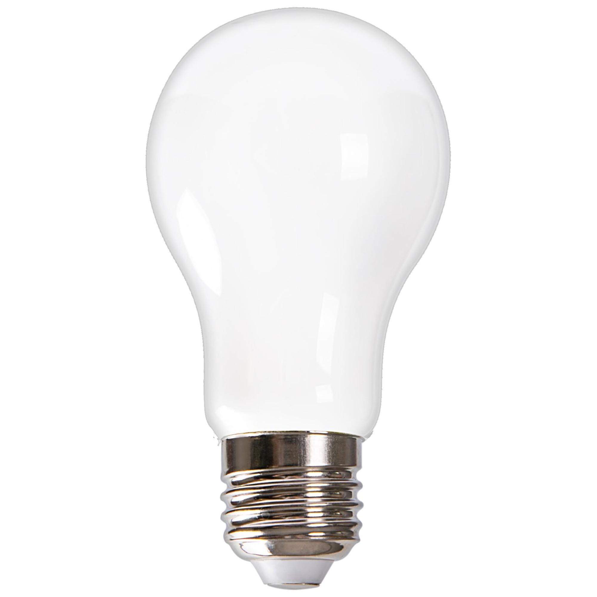 Лампа светодиодная Uniel Heaven E27 груша 720 Лм 1 Вт теплый белый (желтый)