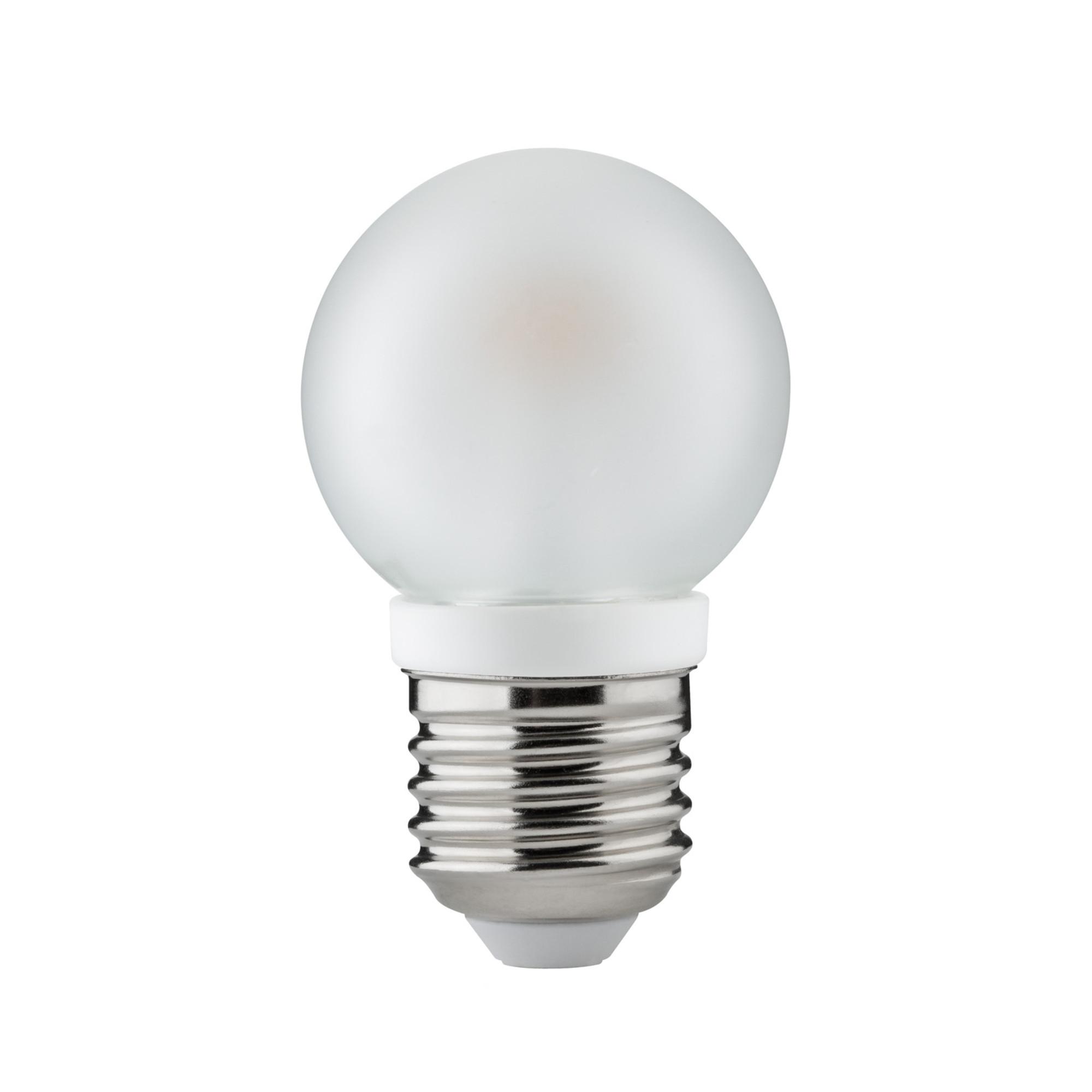 Лампа Paulmann 28322 E27 390 Лм теплый свет