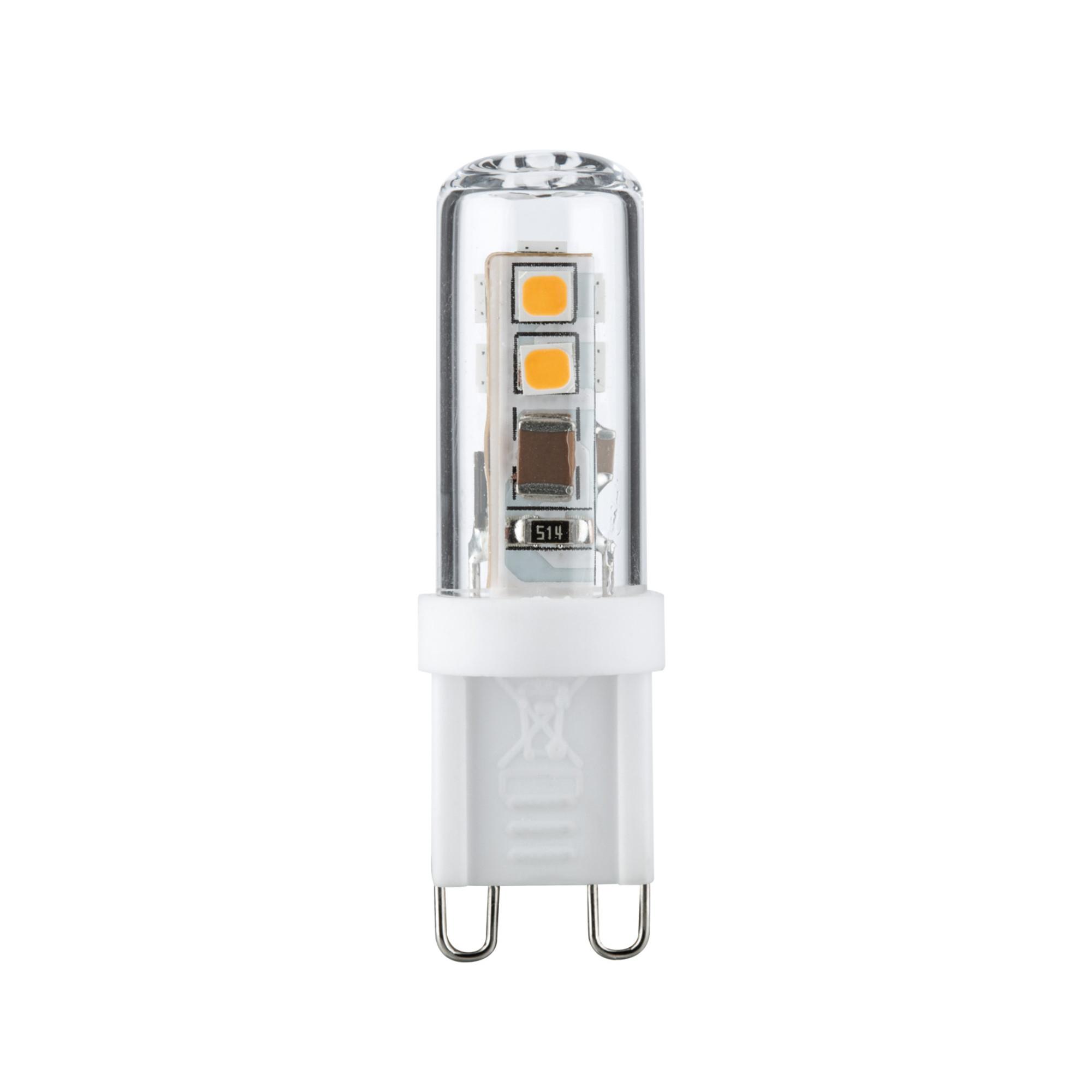 Лампа светодиодная Paulmann Штифтовый цоколь 2.2Вт 200лм 2700К G9 230В
