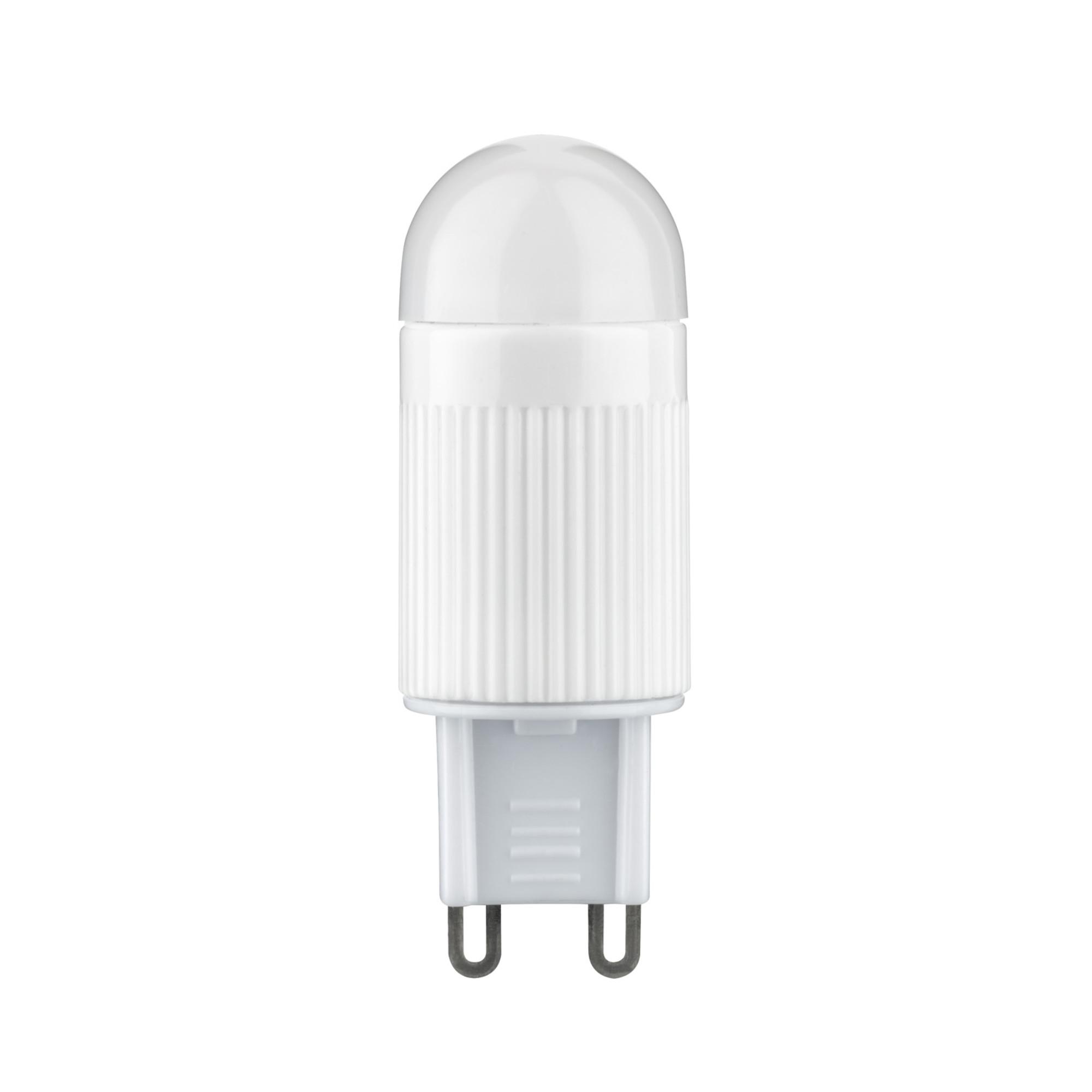 Лампа светодиодная Paulmann Штифтовый цоколь 2.4Вт 180лм 2700К G9 230В