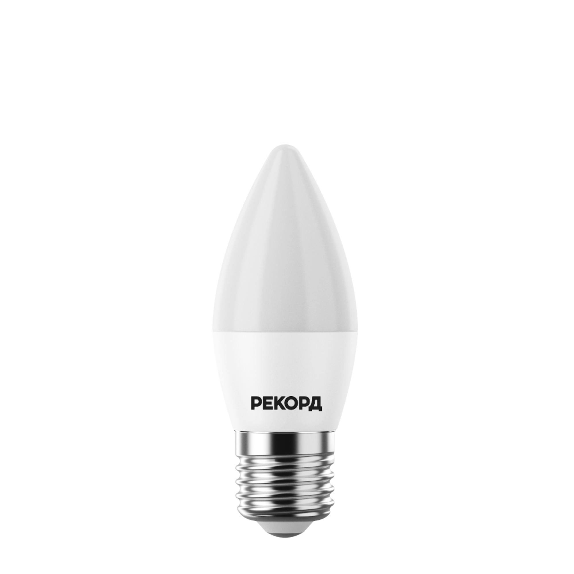 Светодиодная лампочка Рекорд 23882 E27 70 Лм 7 Вт