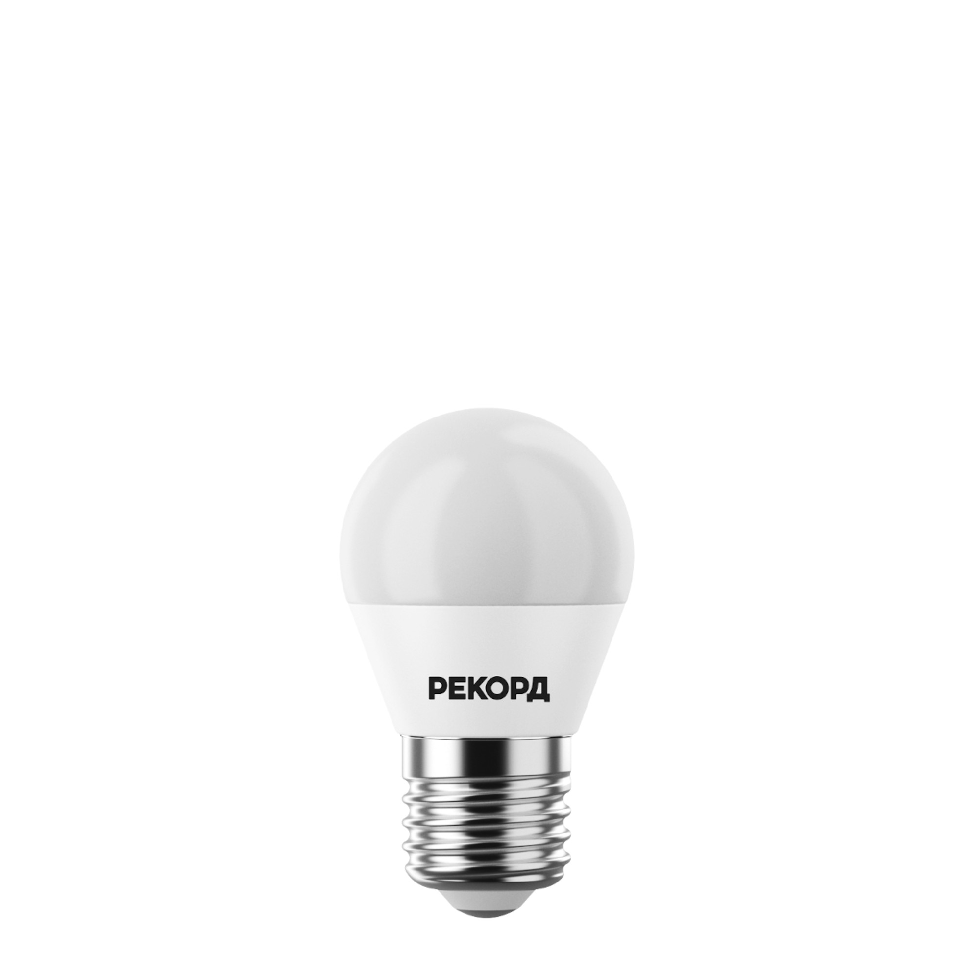 Светодиодная лампочка Рекорд 23886 E27 70 Лм 7 Вт