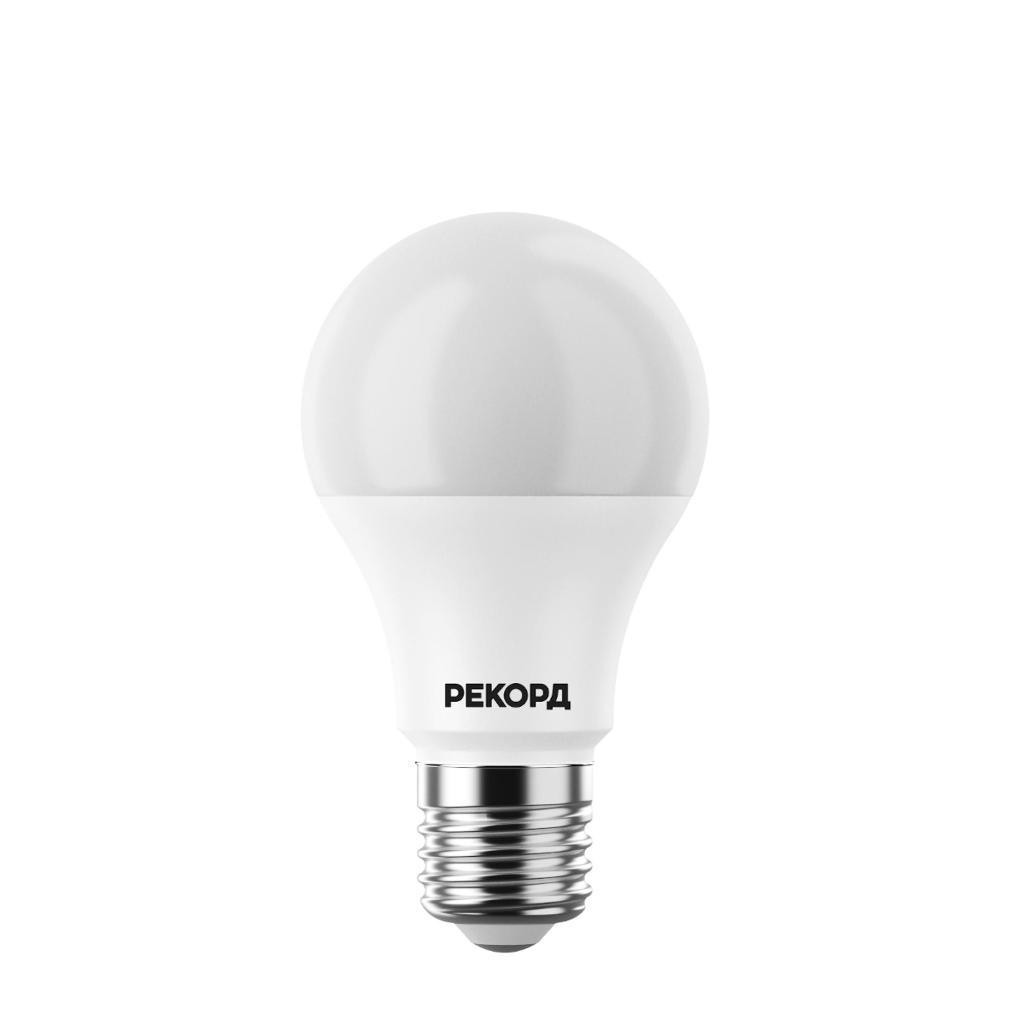 Светодиодная лампочка Рекорд 23878 E27 120 Лм 12 Вт