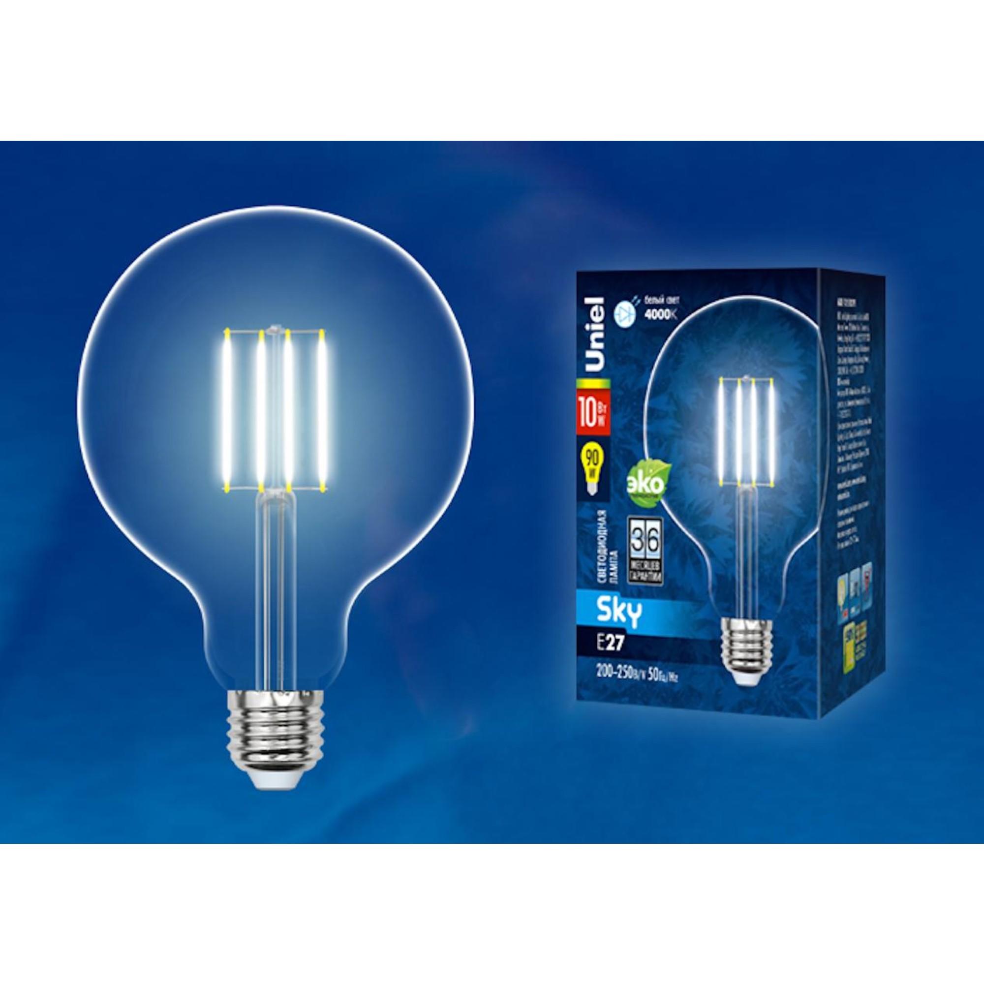 Светодиодная лампочка Uniel UL-00004859 E27 900 Лм 10 Вт