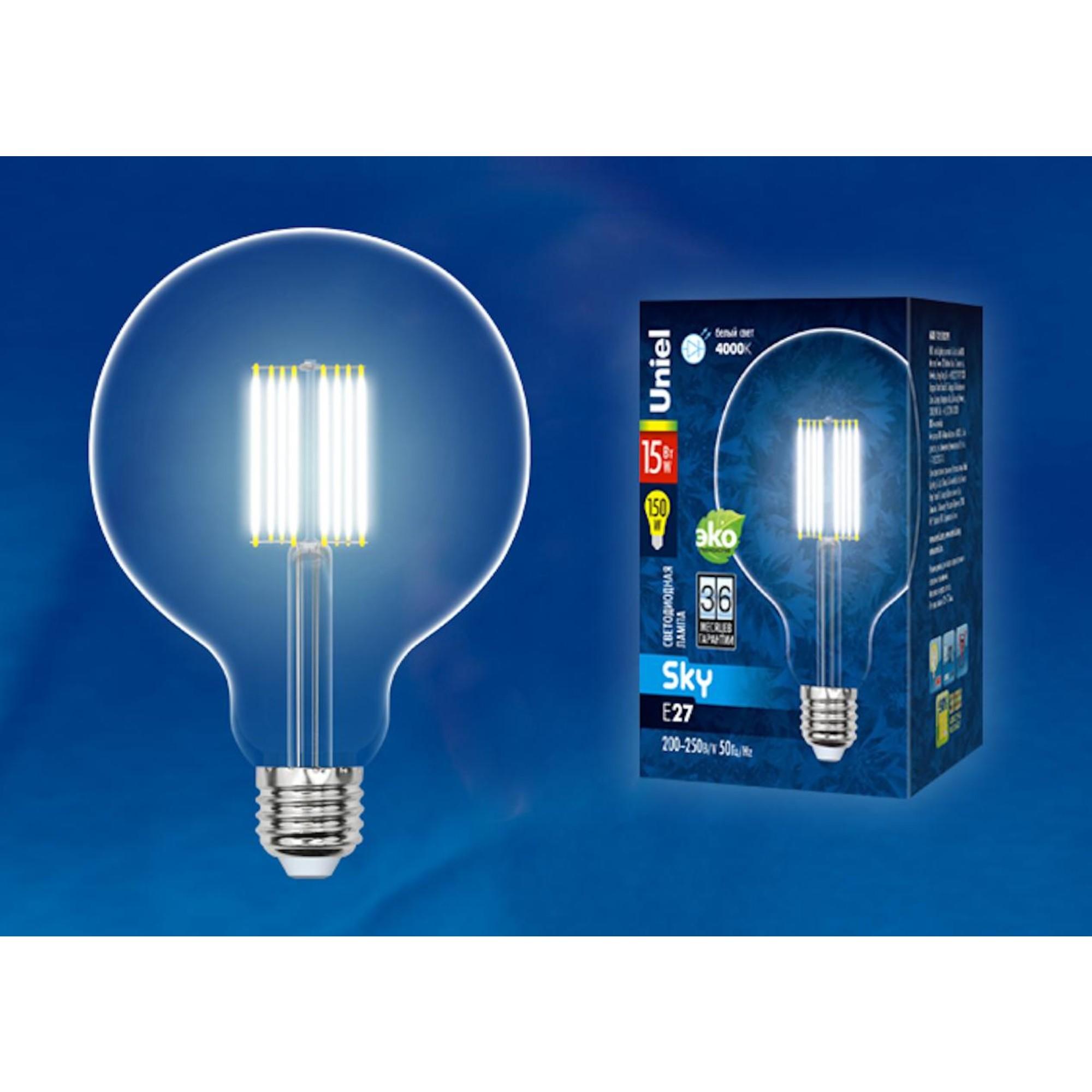 Светодиодная лампочка Uniel UL-00004861 E27 1500 Лм 15 Вт