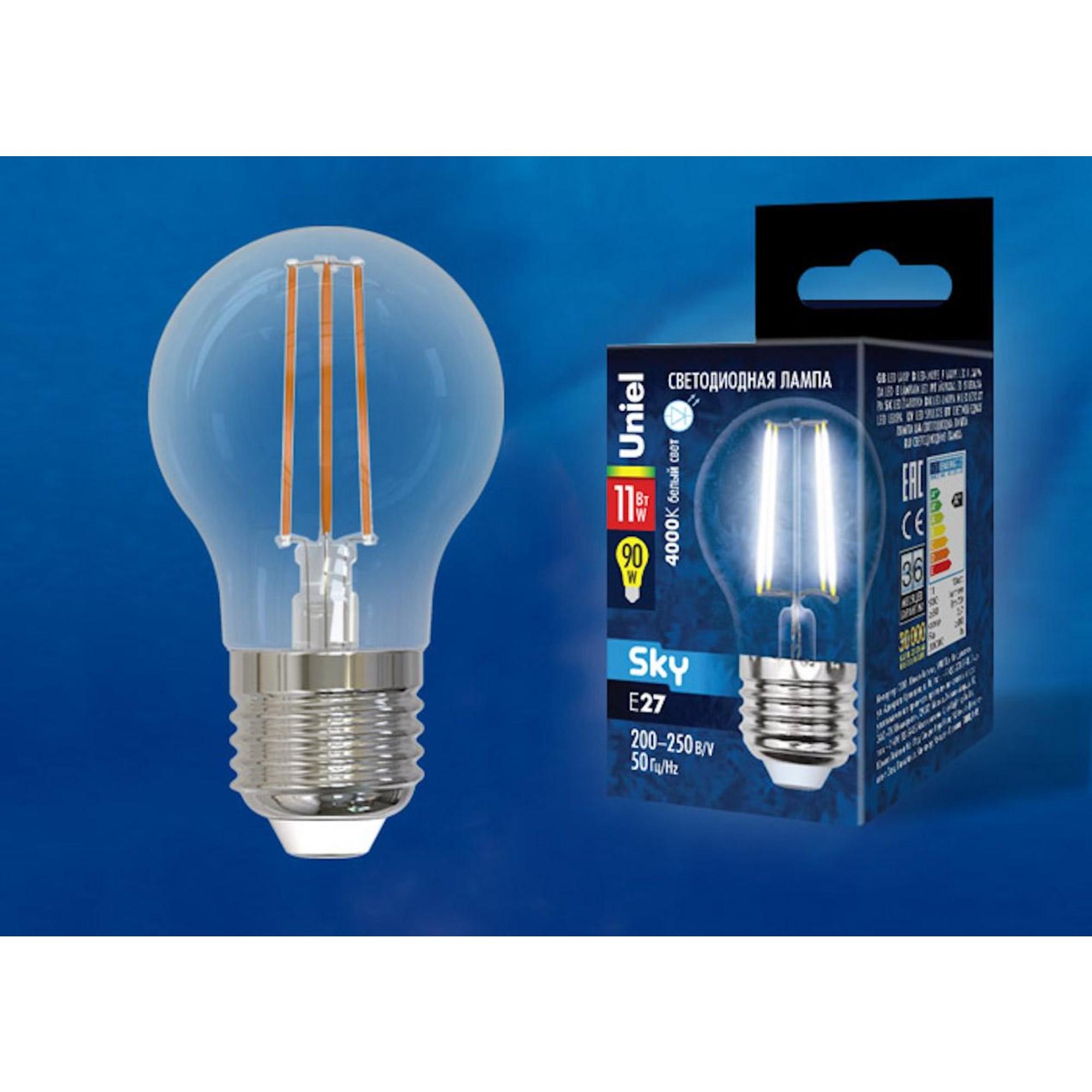 Светодиодная лампочка Uniel UL-00005179 E27 900 Лм 11 Вт