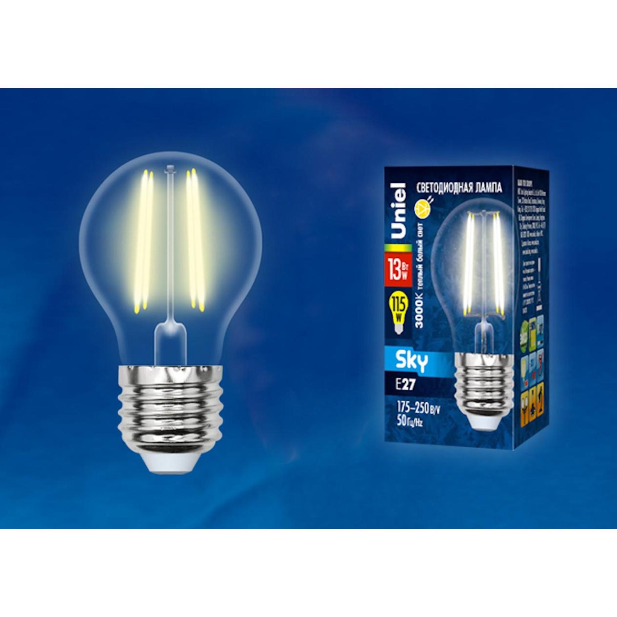 Светодиодная лампочка Uniel UL-00005907 E27 1150 Лм 13 Вт