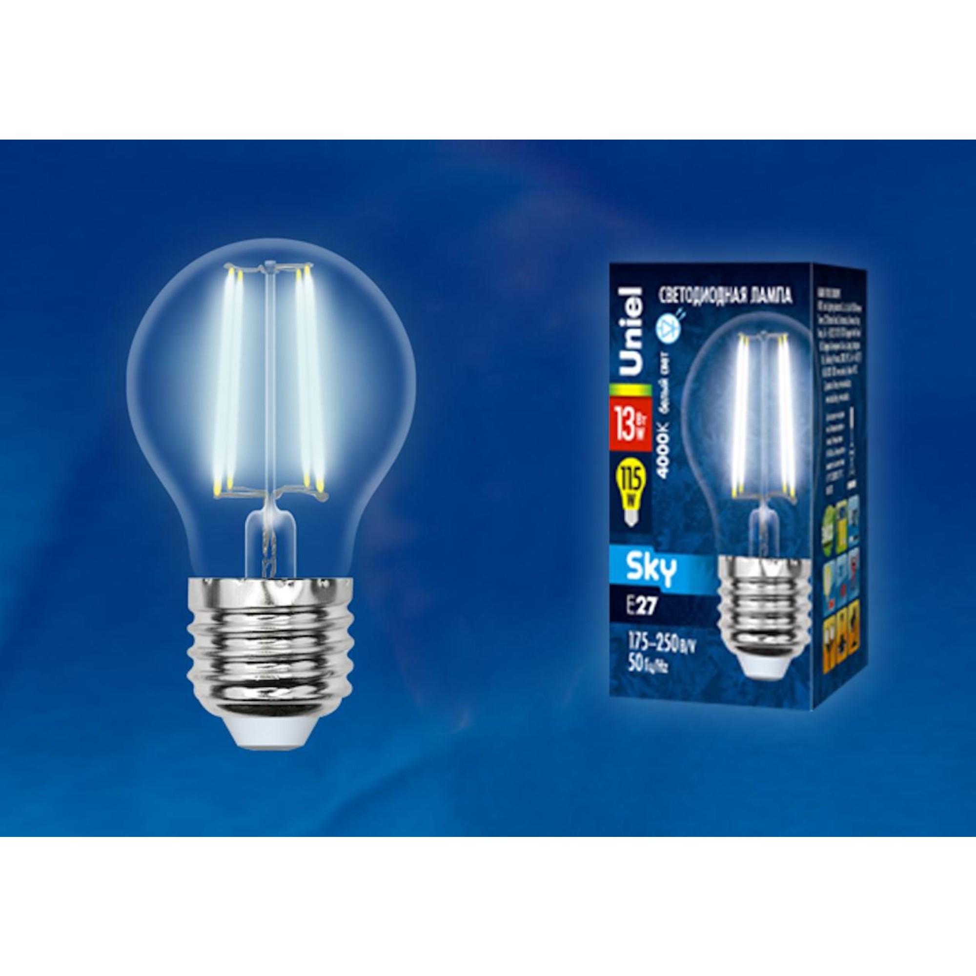 Светодиодная лампочка Uniel UL-00005908 E27 1150 Лм 13 Вт