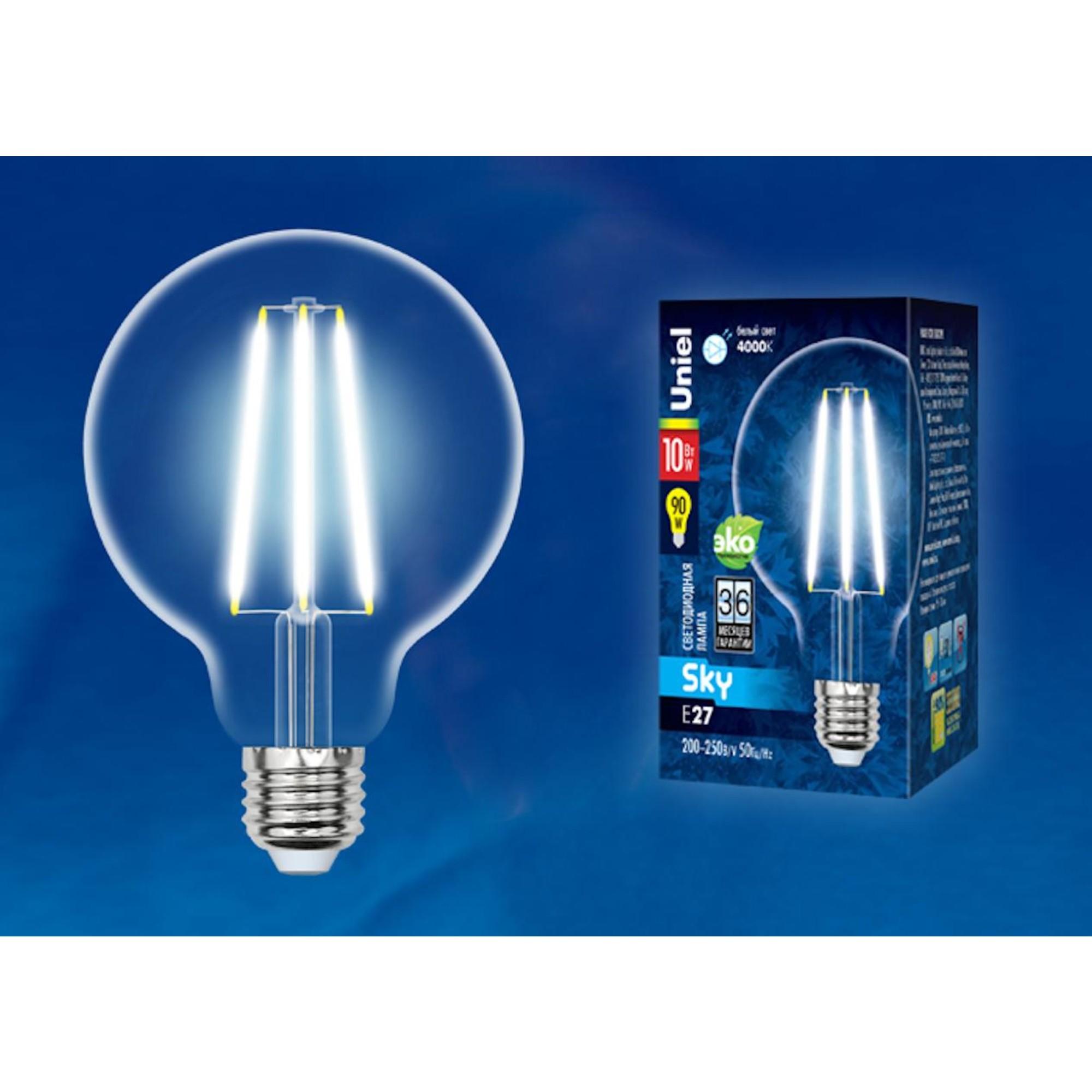 Светодиодная лампочка Uniel UL-00004863 E27 900 Лм 10 Вт
