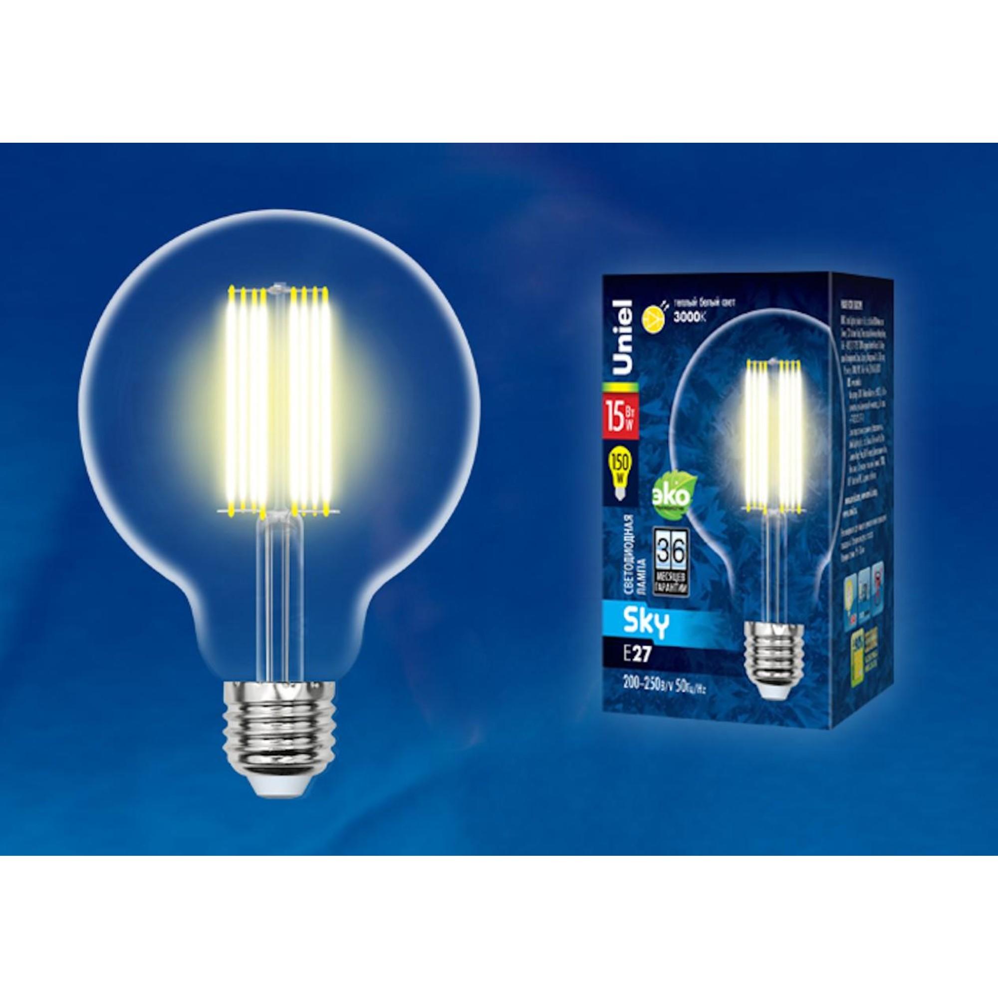 Светодиодная лампочка Uniel UL-00004864 E27 1500 Лм 15 Вт
