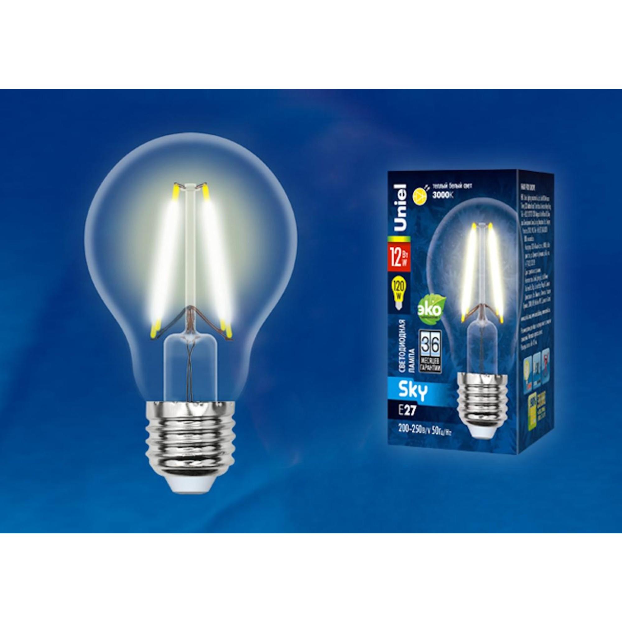 Светодиодная лампочка Uniel UL-00004866 E27 1200 Лм 12 Вт