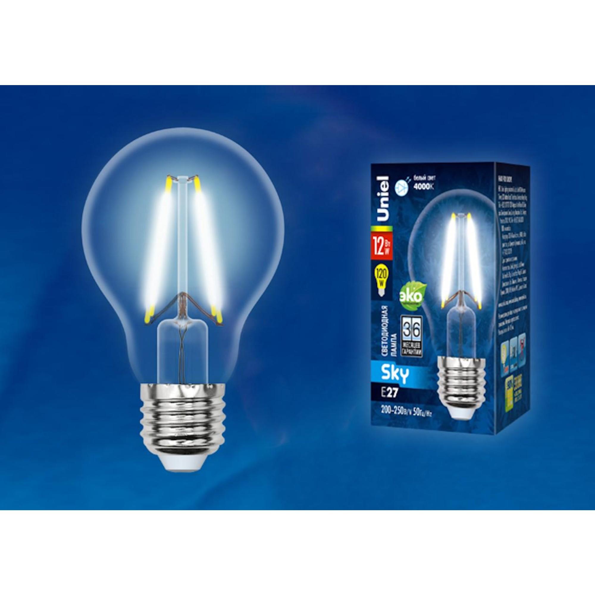 Светодиодная лампочка Uniel UL-00004867 E27 1200 Лм 12 Вт